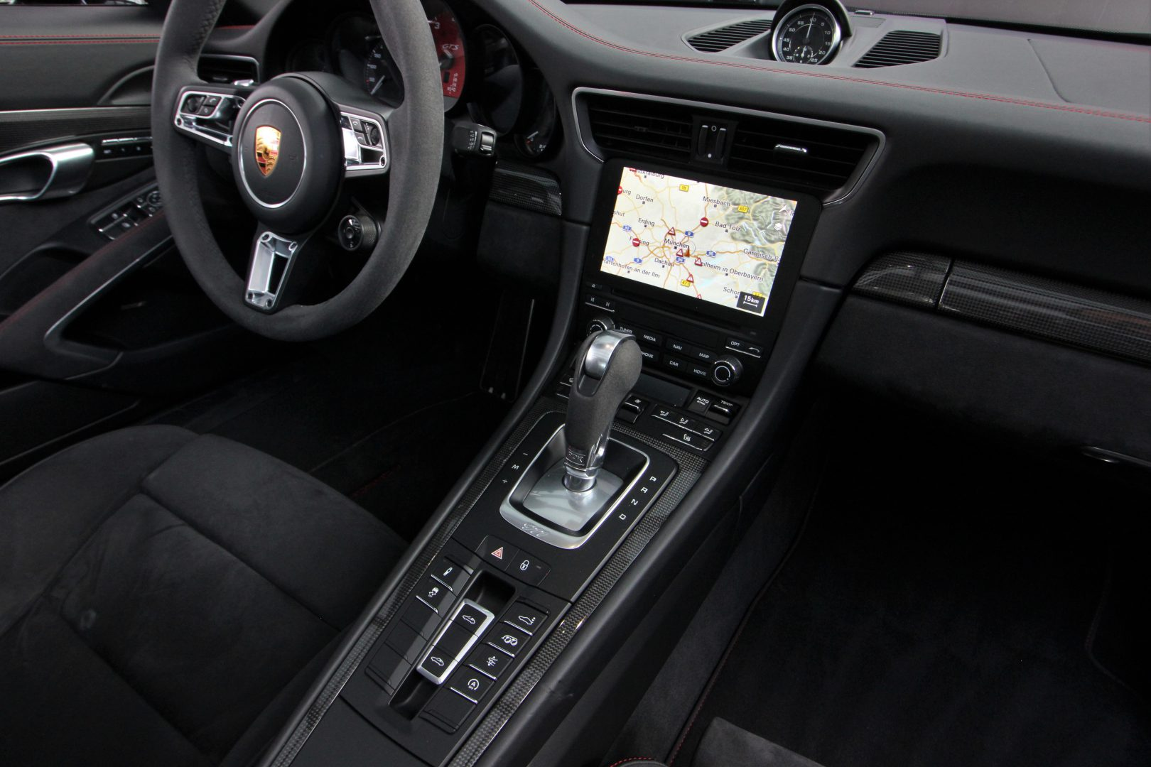 AIL Porsche 911 991 Targa 4 GTS Sport-Chrono-Paket LED Lift  11