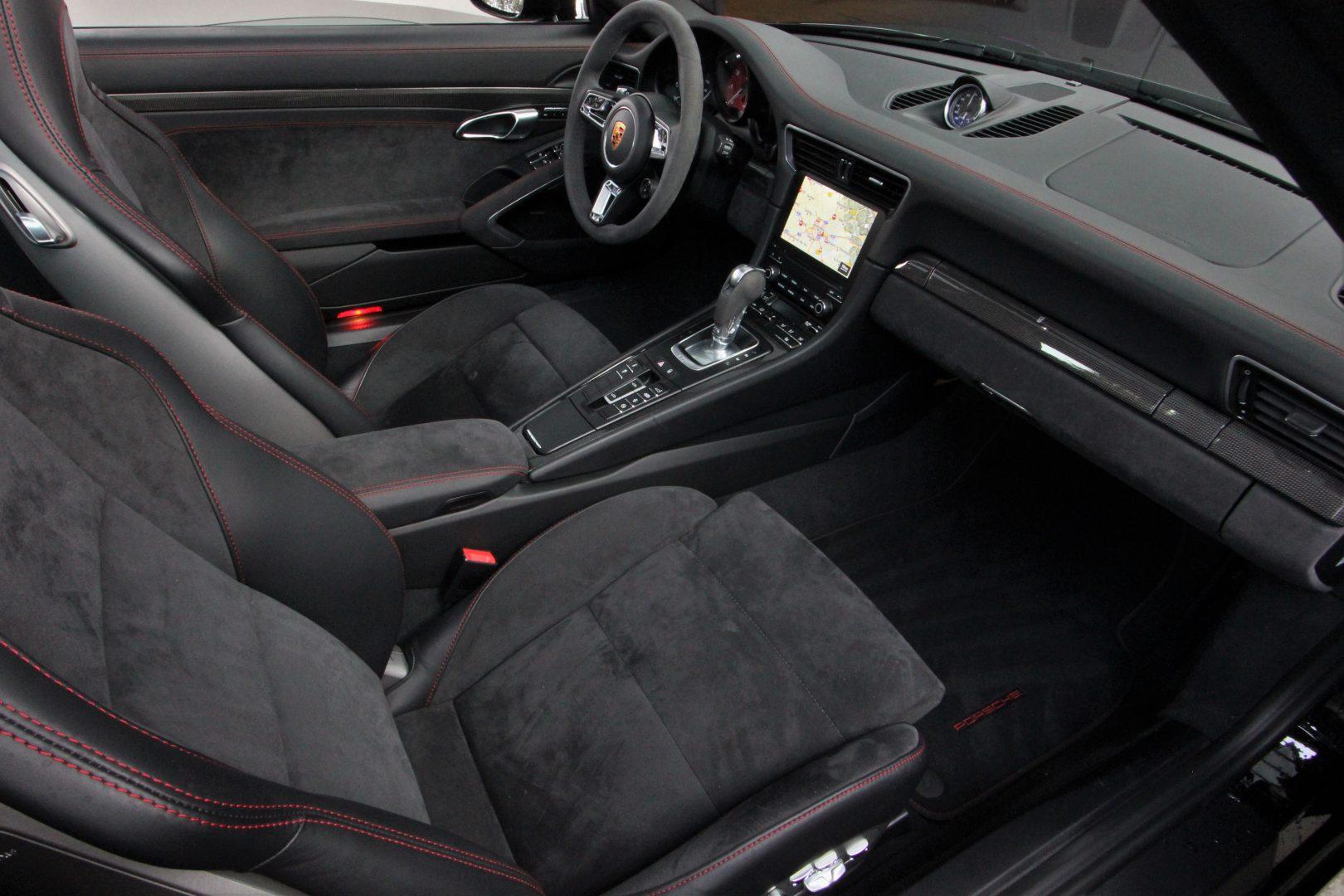 AIL Porsche 911 991 Targa 4 GTS LED Lift  11