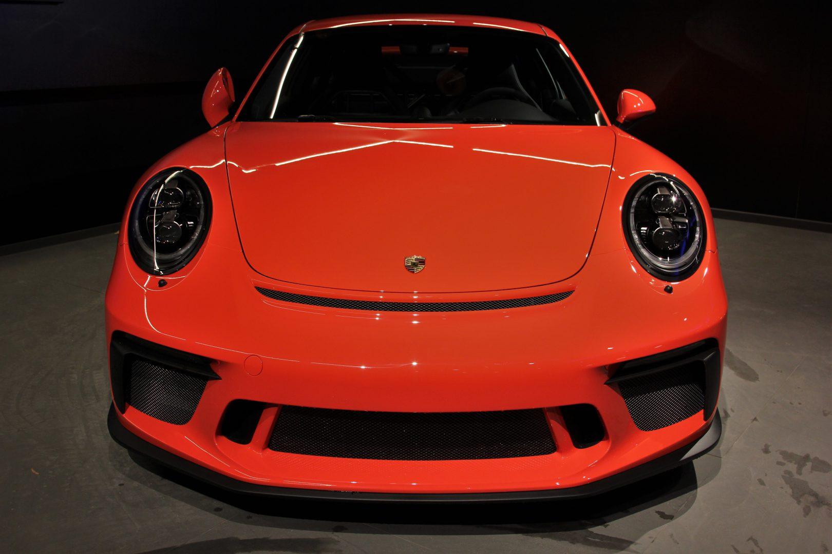 AIL Porsche 911 991 GT3 Clubsport-Paket Lift  10