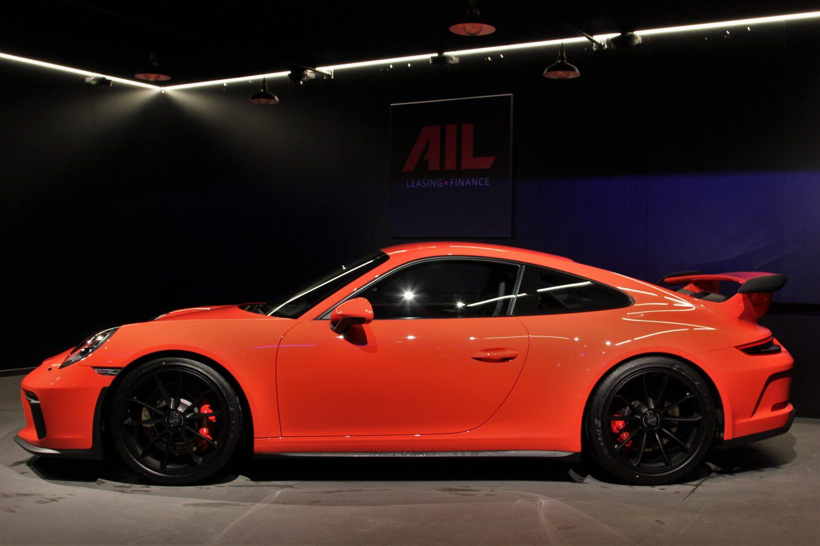 AIL Porsche 911 991 GT3 Clubsport-Paket Lift  5
