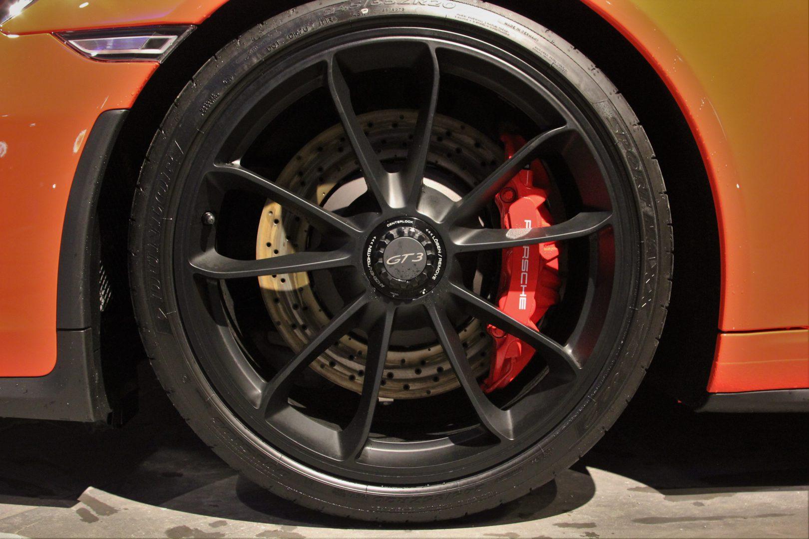 AIL Porsche 911 991 GT3 Clubsport-Paket Lift  14