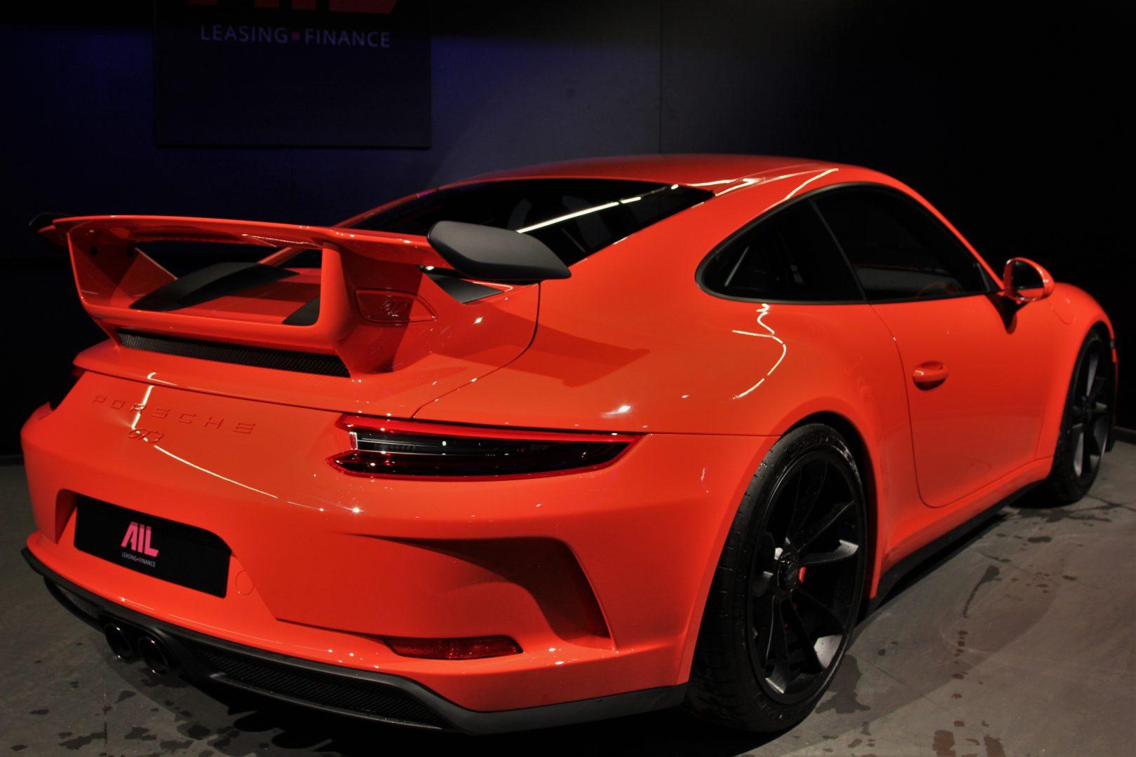 AIL Porsche 911 991 GT3 Clubsport-Paket Lift  1