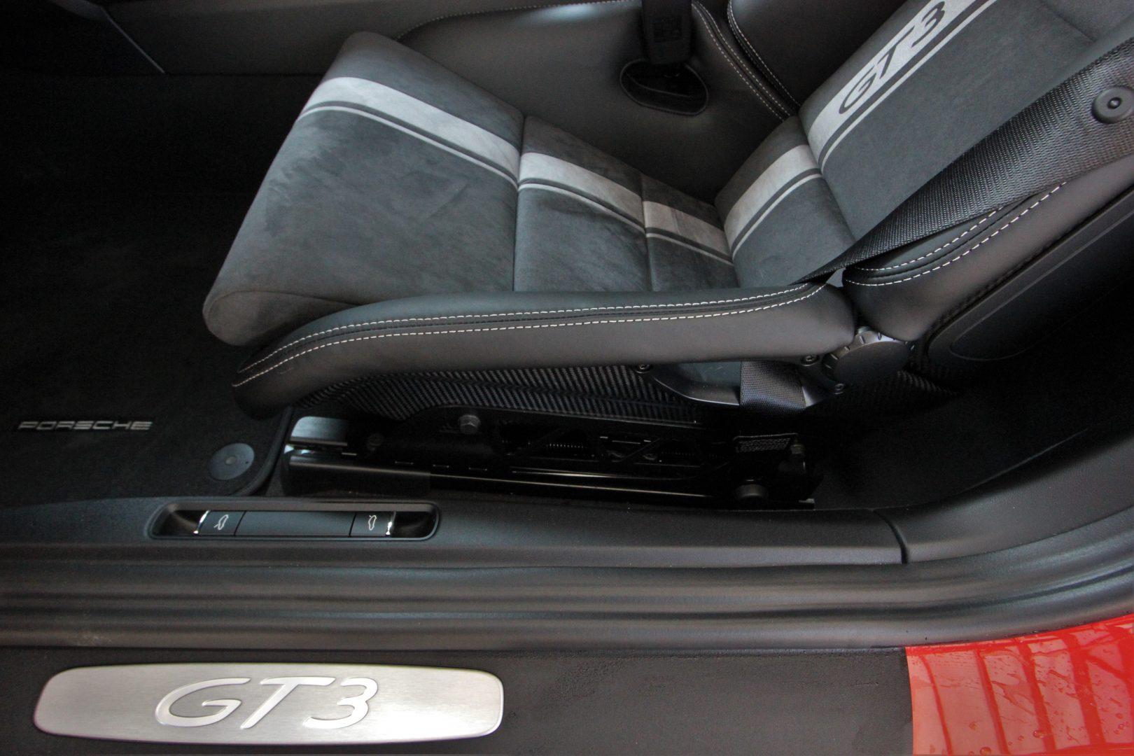 AIL Porsche 911 991 GT3 Clubsport-Paket Lift  6