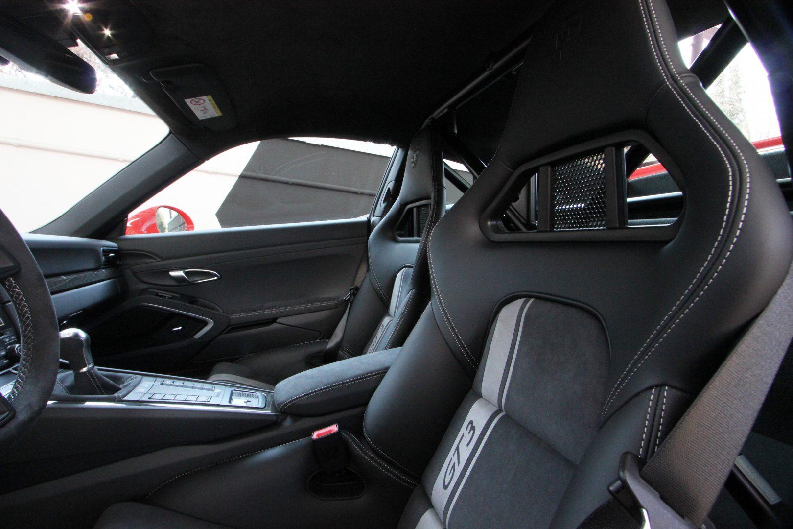 AIL Porsche 911 991 GT3 Clubsport-Paket Lift  8