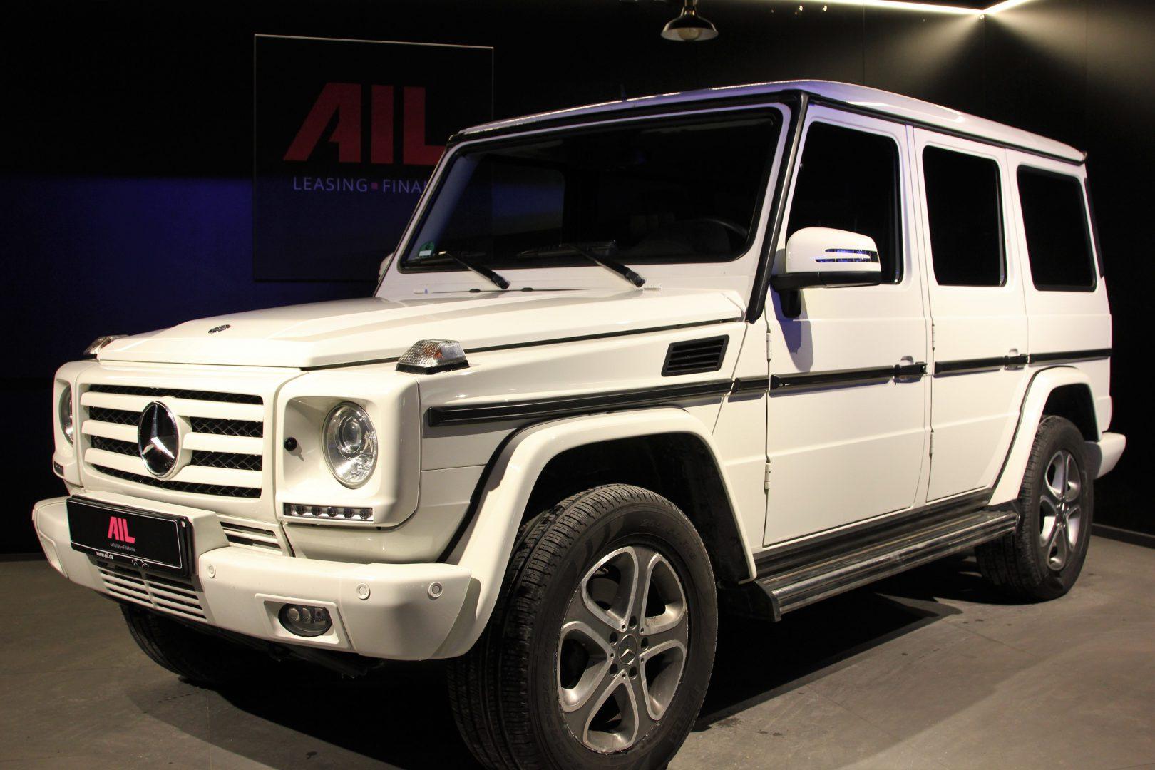 AIL Mercedes-Benz G 350 BlueTec 10