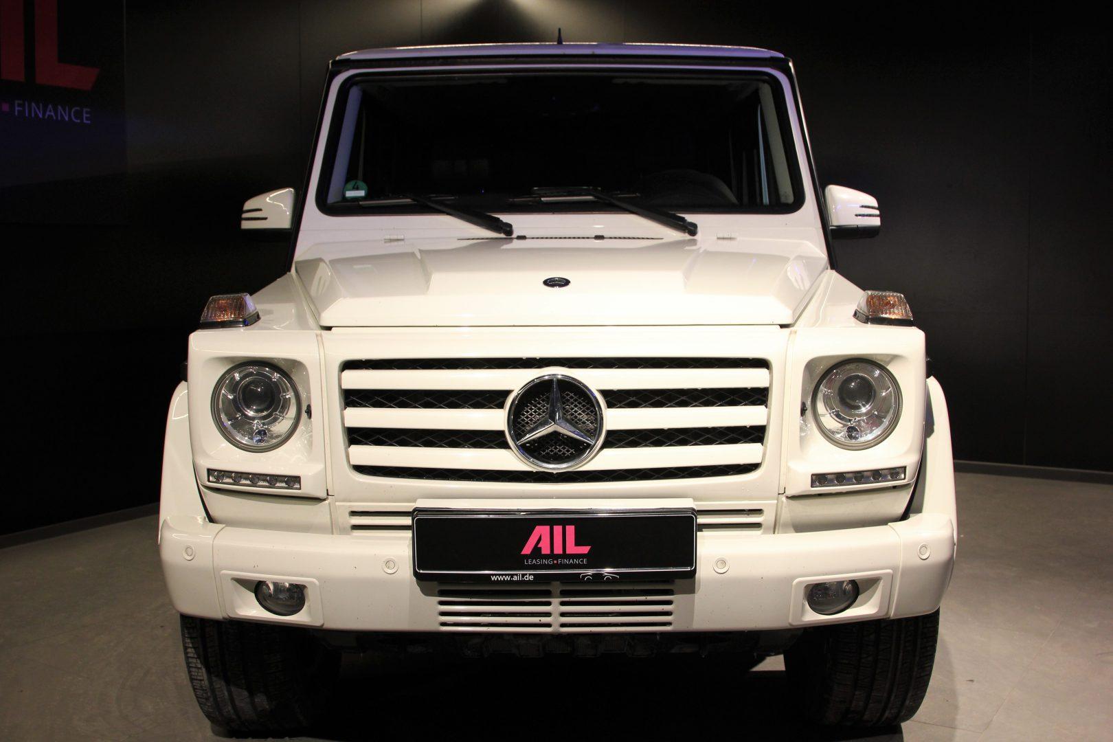 AIL Mercedes-Benz G 350 BlueTec 7