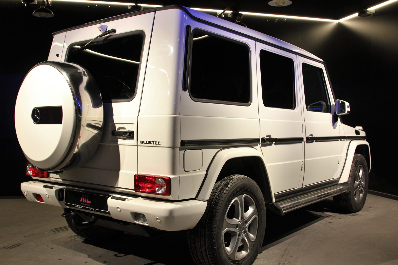 AIL Mercedes-Benz G 350 BlueTec 1