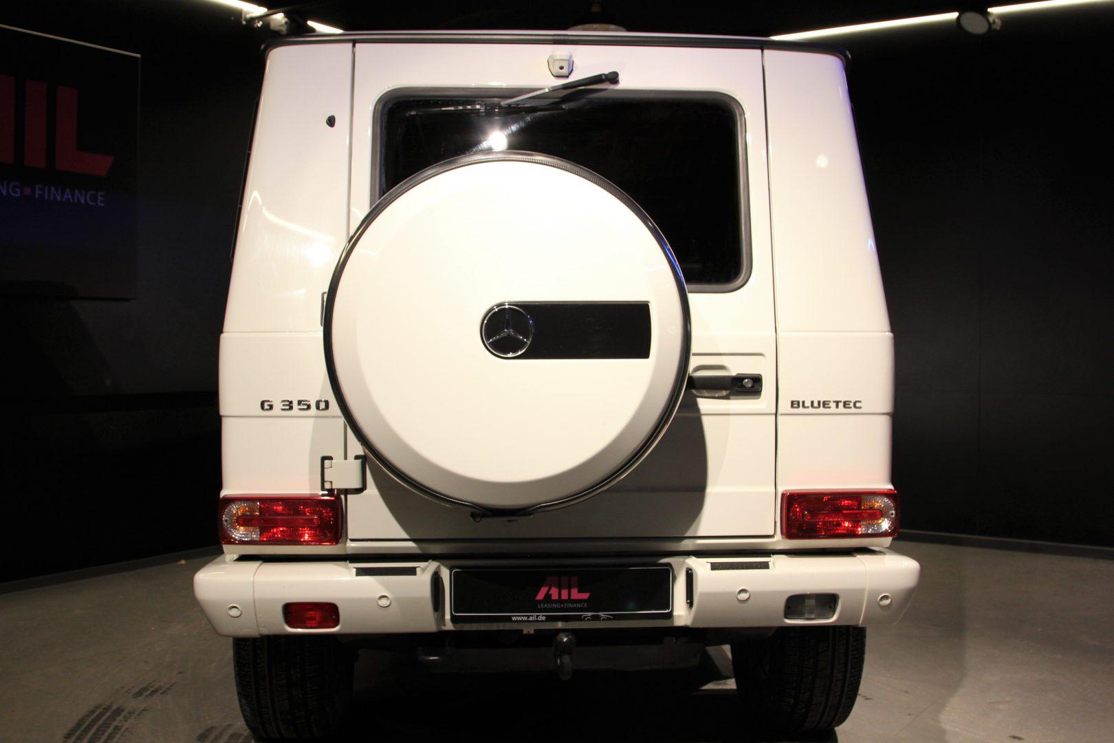 AIL Mercedes-Benz G 350 BlueTec 5
