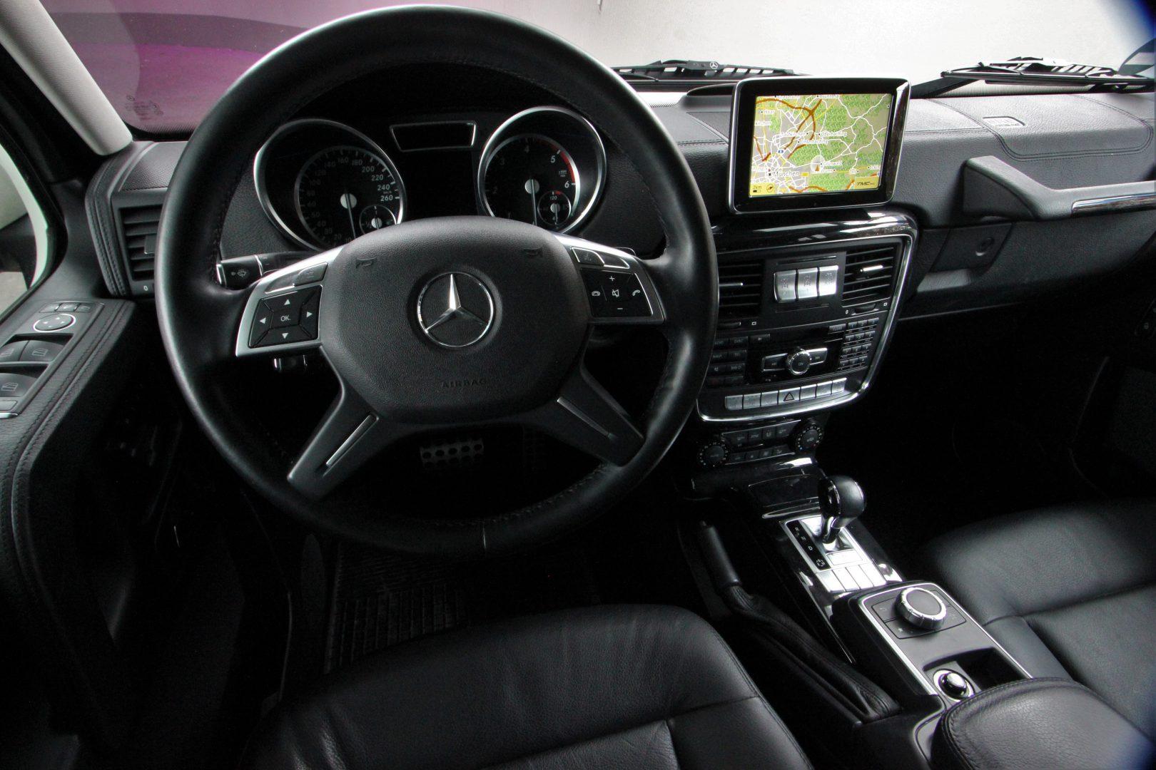 AIL Mercedes-Benz G 350 BlueTec 4