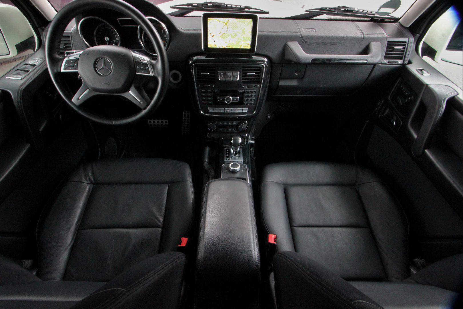 AIL Mercedes-Benz G 350 BlueTec 2