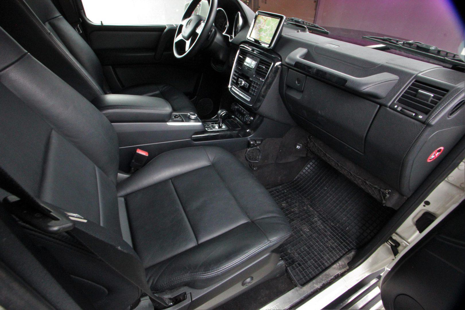 AIL Mercedes-Benz G 350 BlueTec 9