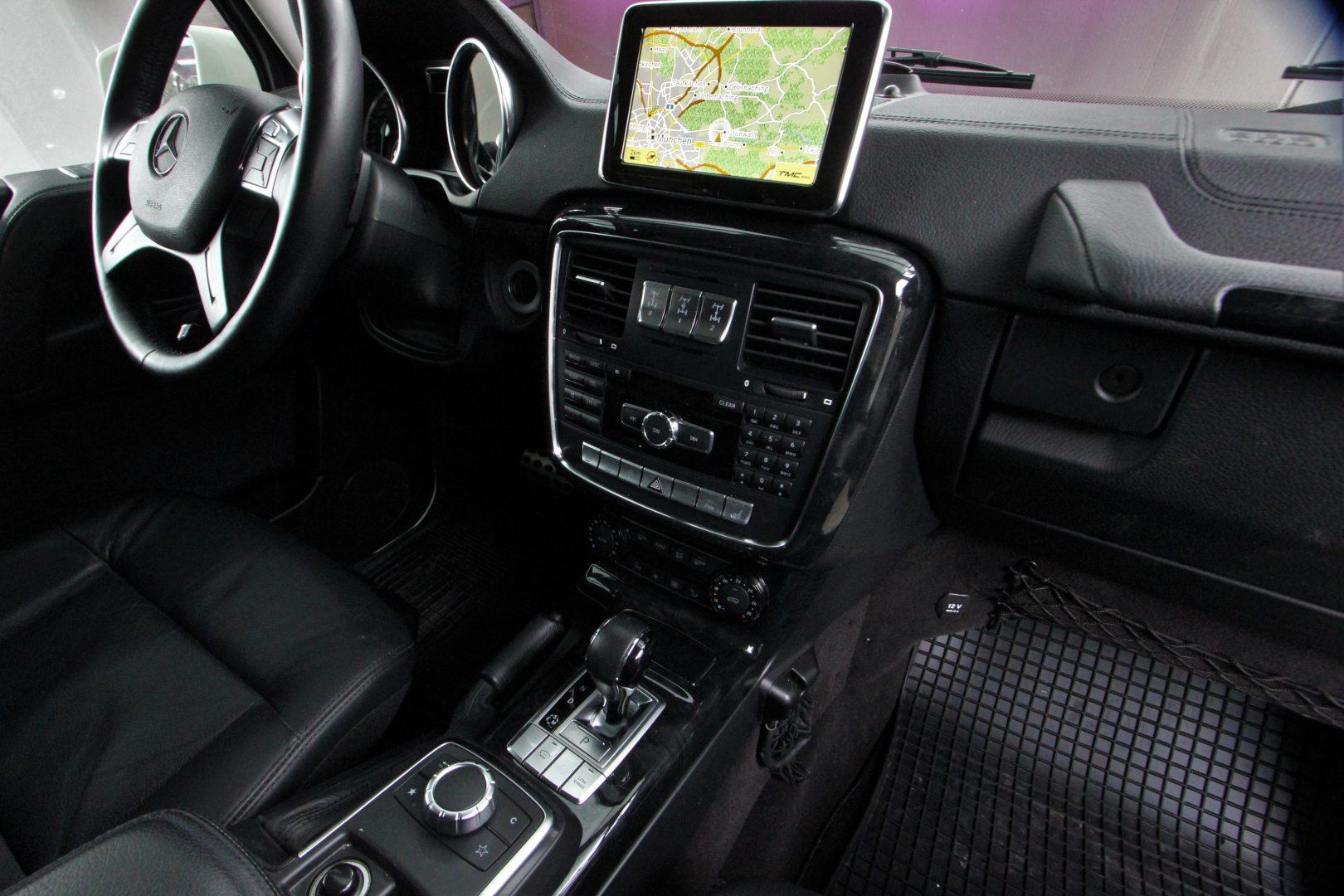 AIL Mercedes-Benz G 350 BlueTec 11