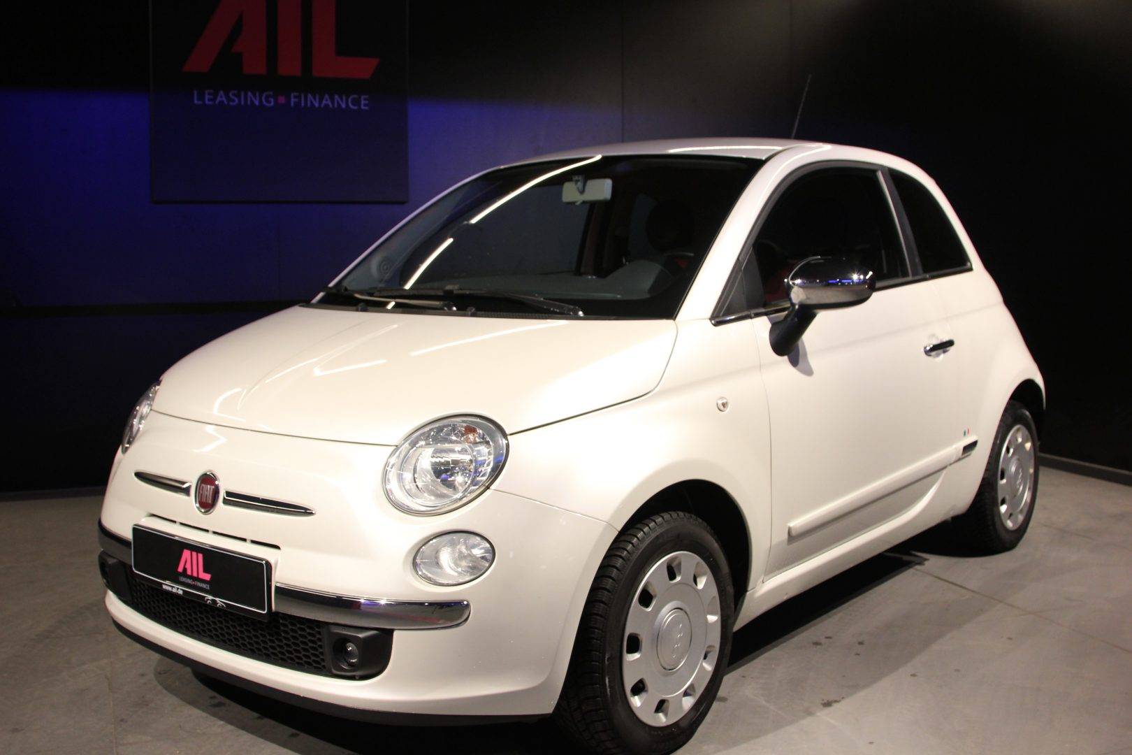 AIL Fiat 500 Sport  11