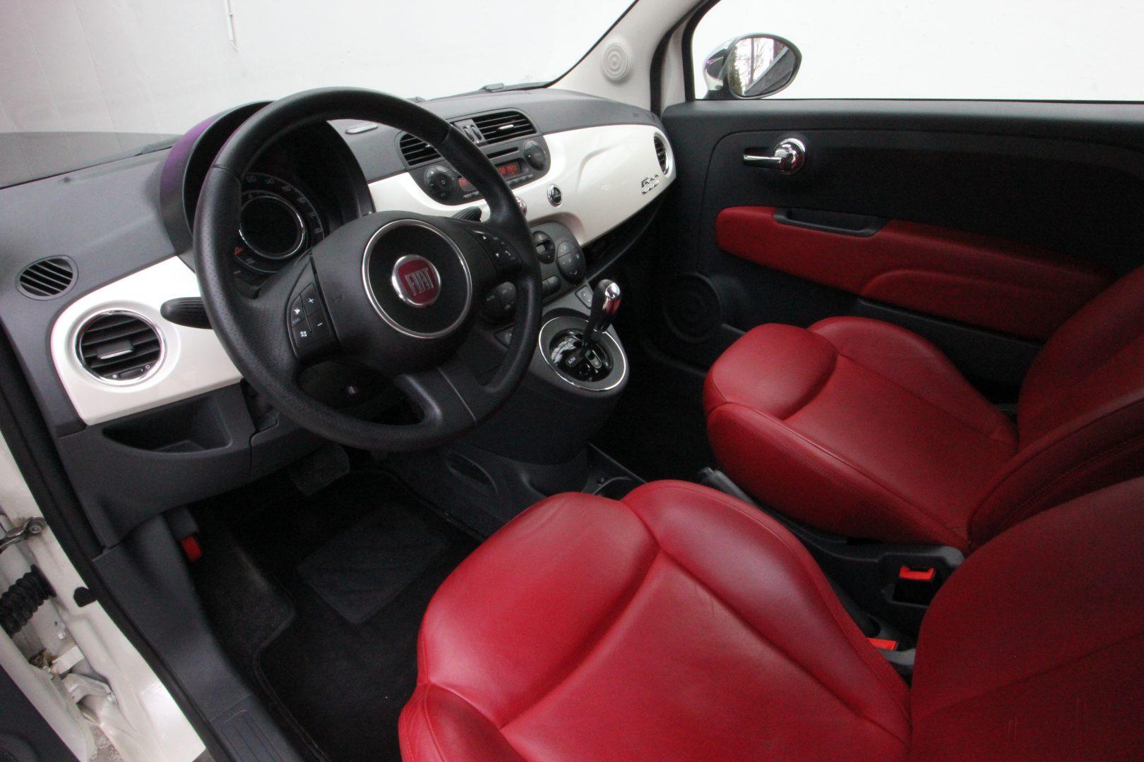 AIL Fiat 500 Sport  2