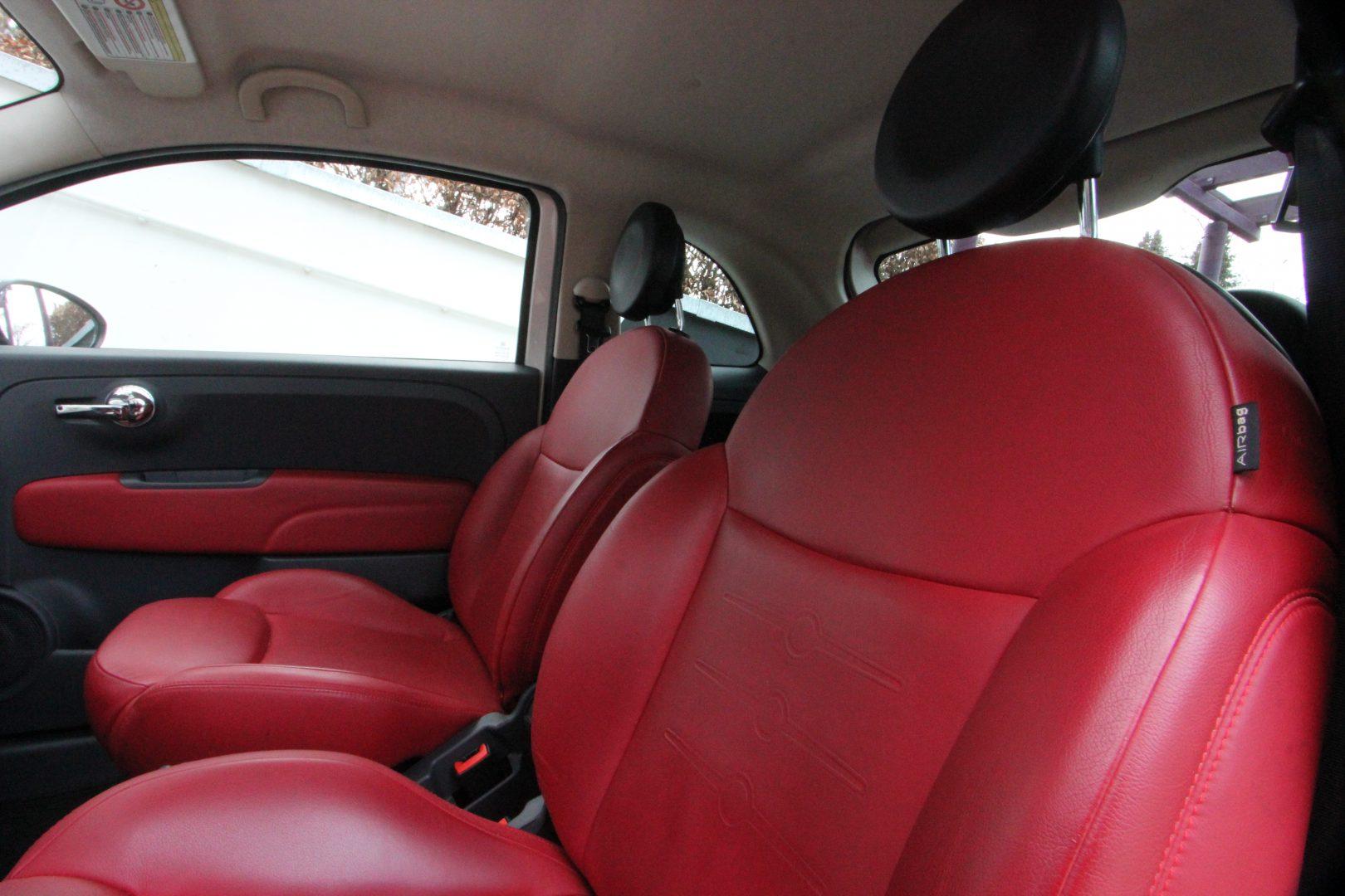 AIL Fiat 500 Sport  8