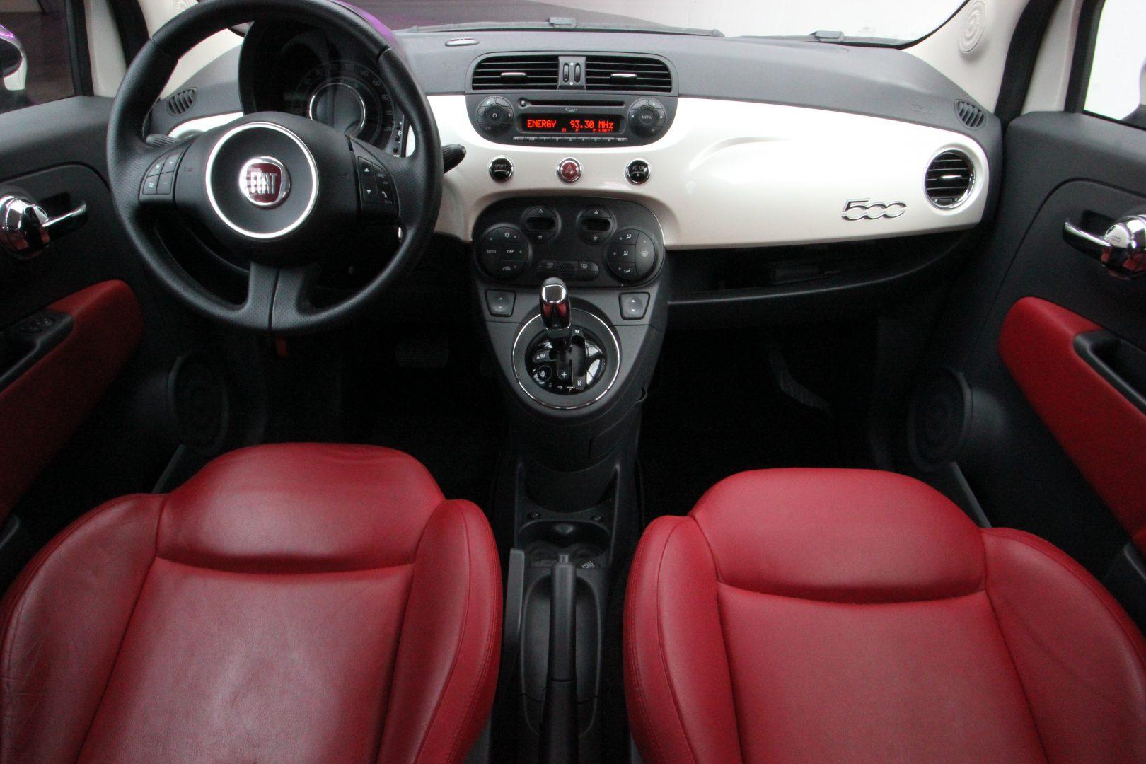 AIL Fiat 500 Sport  5