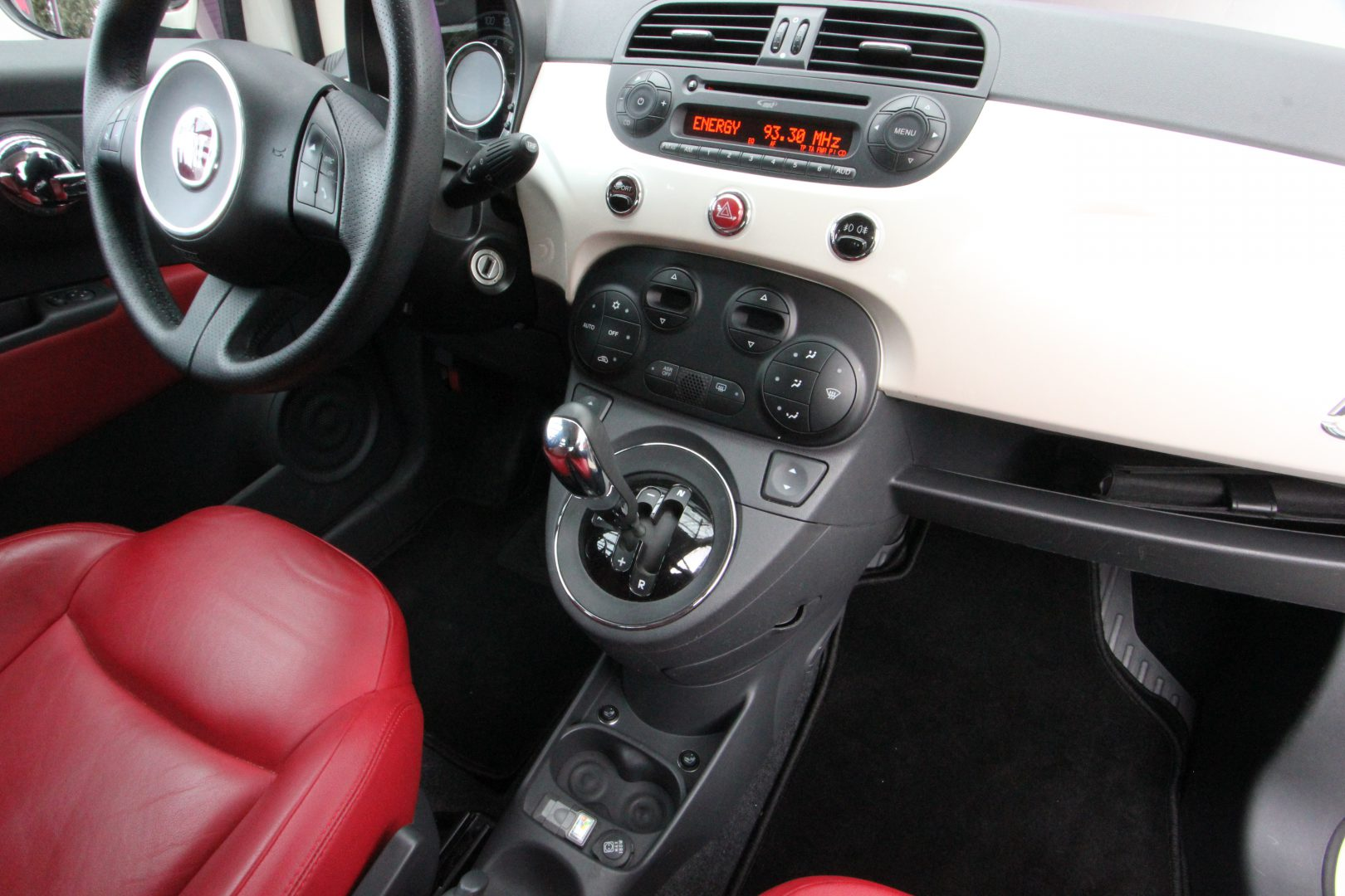 AIL Fiat 500 Sport  7