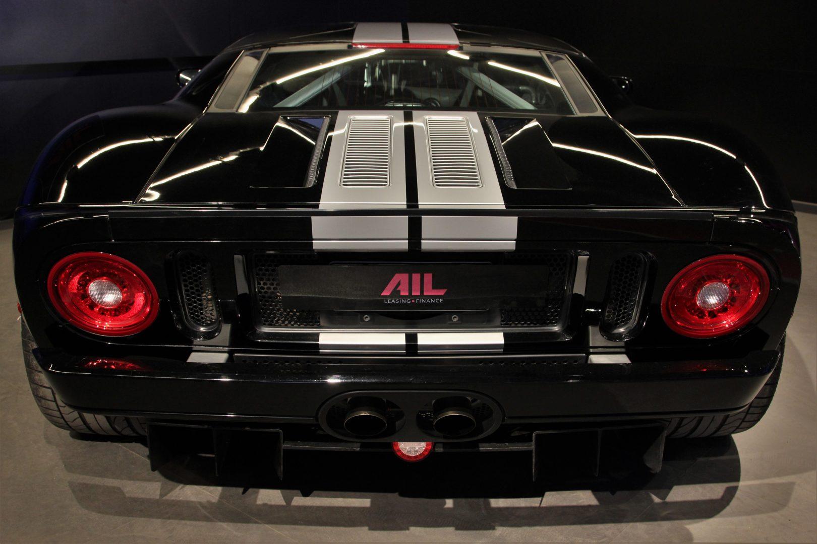 AIL Ford GT 5.4L V8 Supercharger 7
