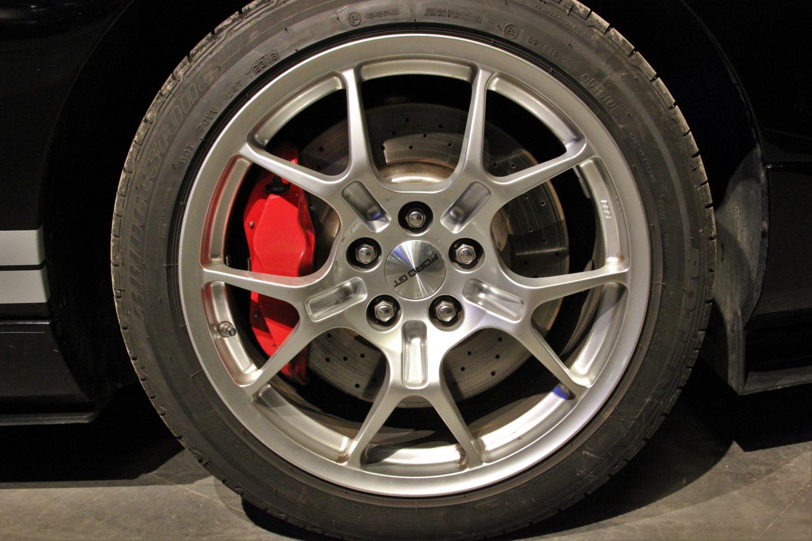 AIL Ford GT 5.4L V8 Supercharger 16