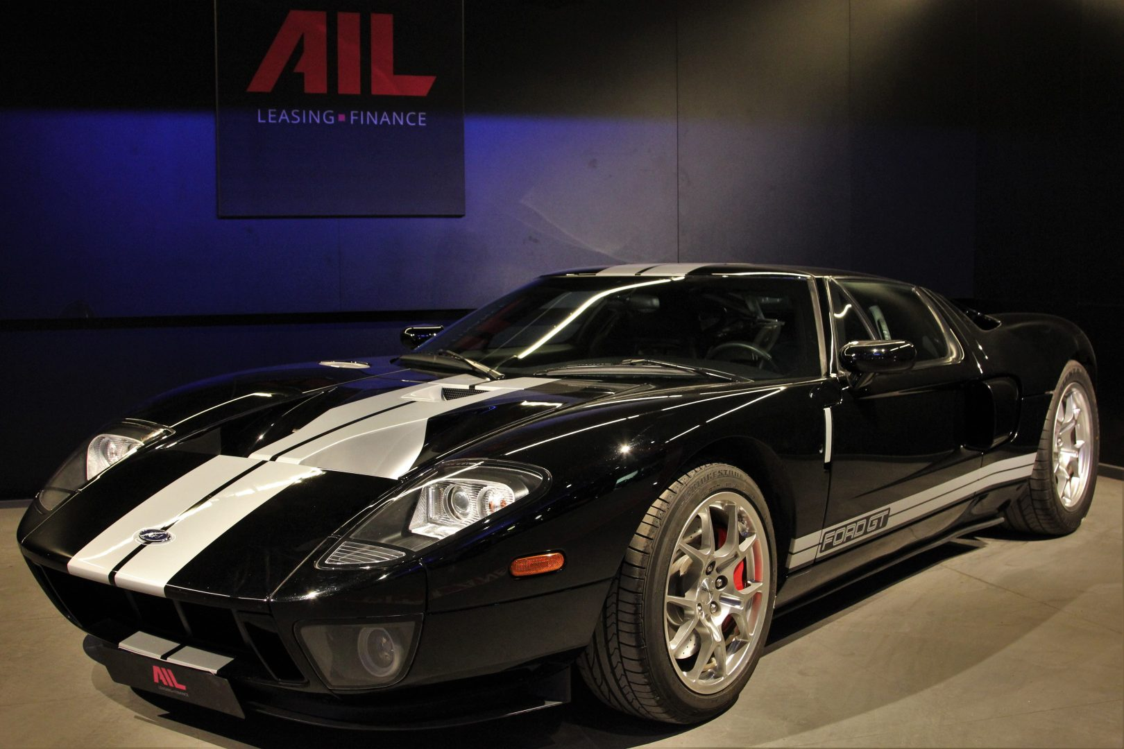 AIL Ford GT 5.4L V8 Supercharger 12