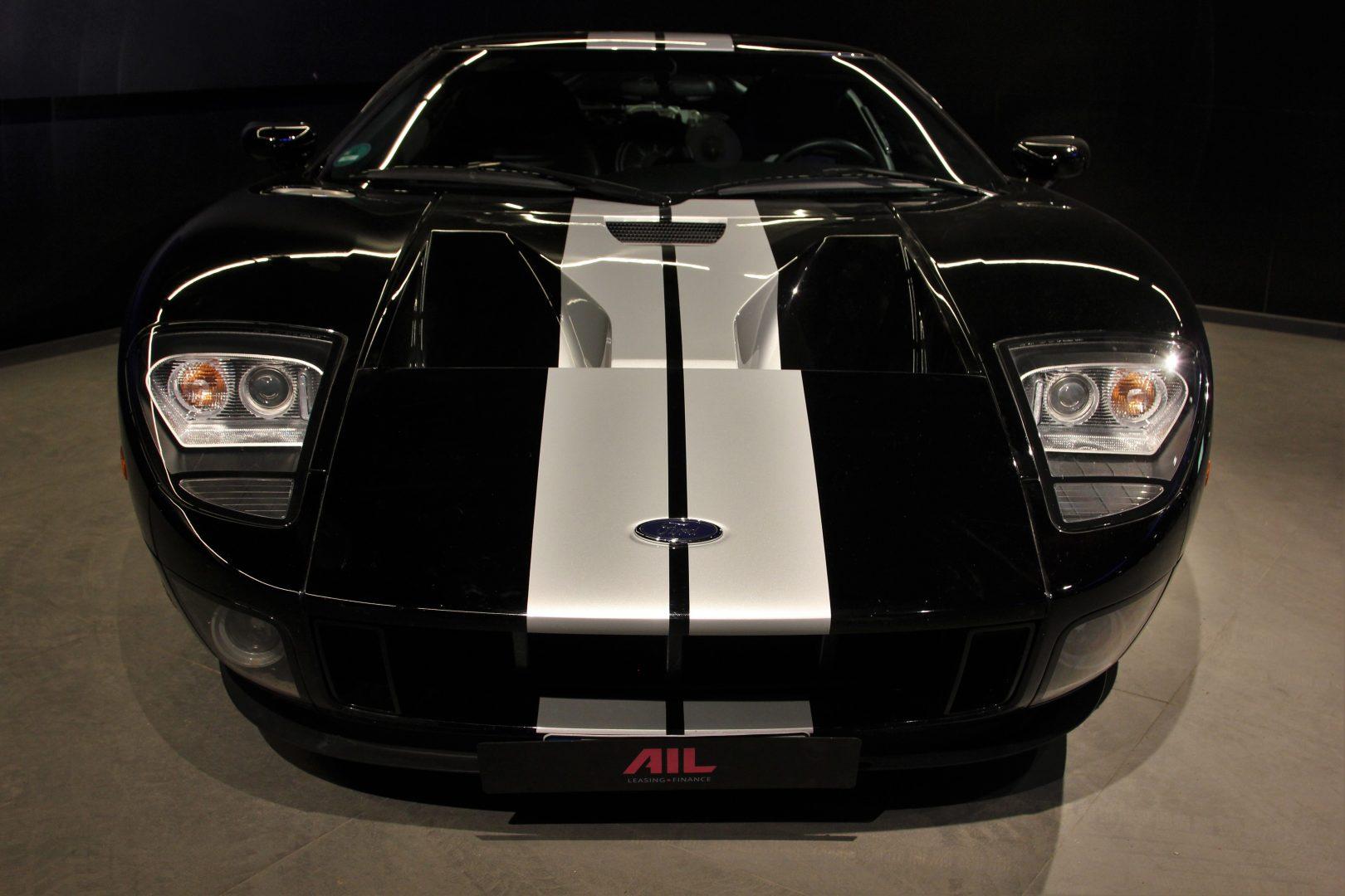 AIL Ford GT 5.4L V8 Supercharger 1