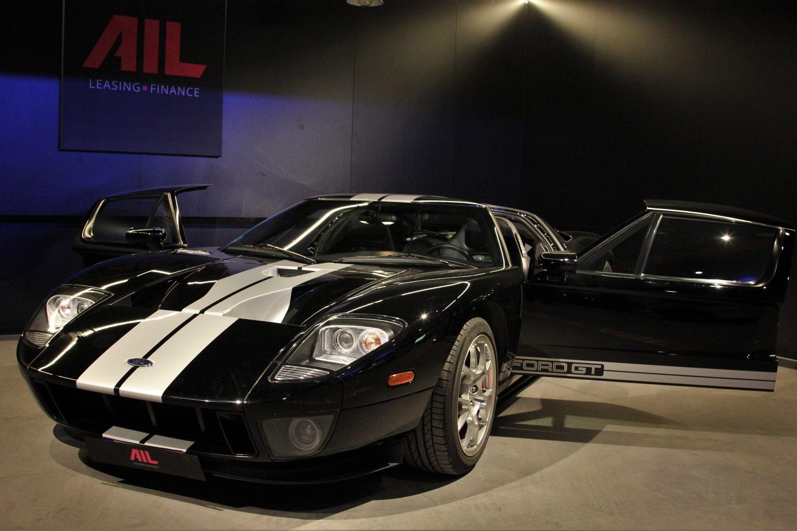 AIL Ford GT 5.4L V8 Supercharger 5