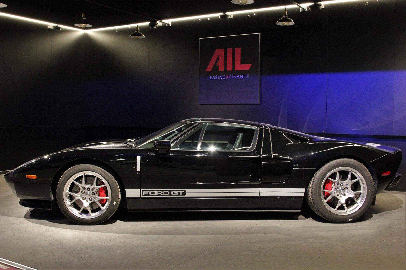 AIL Ford GT 5.4L V8 Supercharger 10
