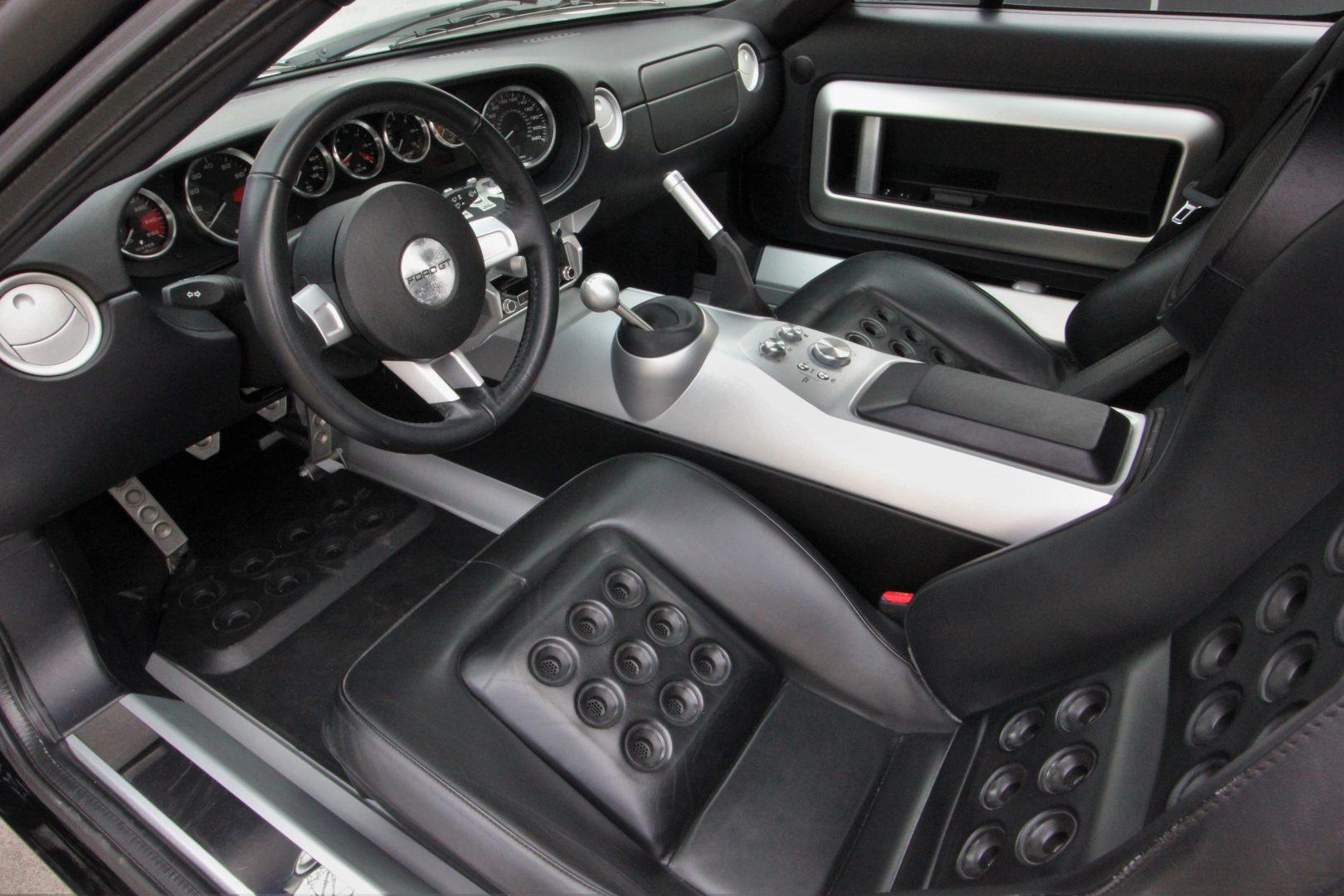 AIL Ford GT 5.4L V8 Supercharger 11