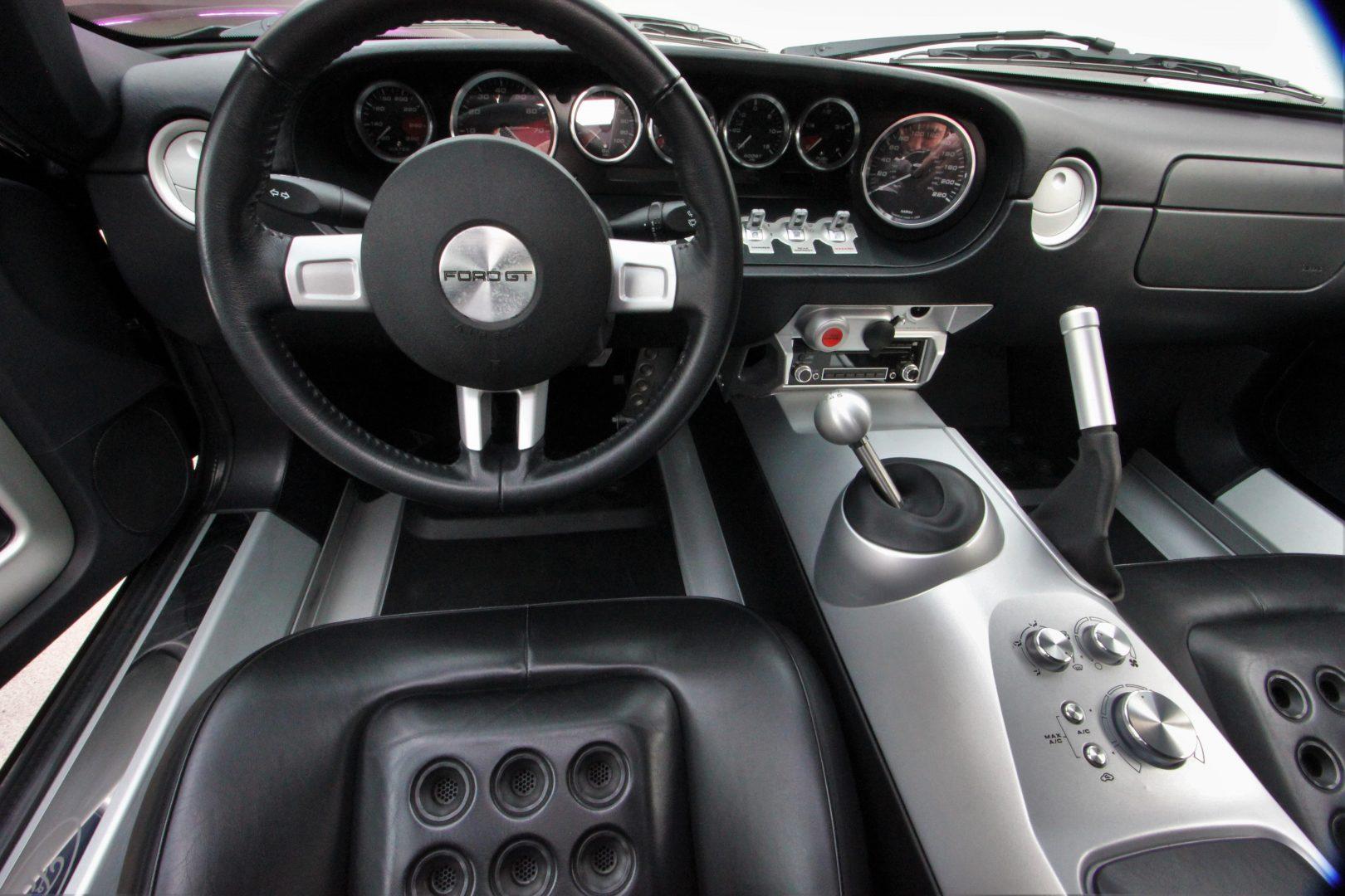 AIL Ford GT 5.4L V8 Supercharger 2
