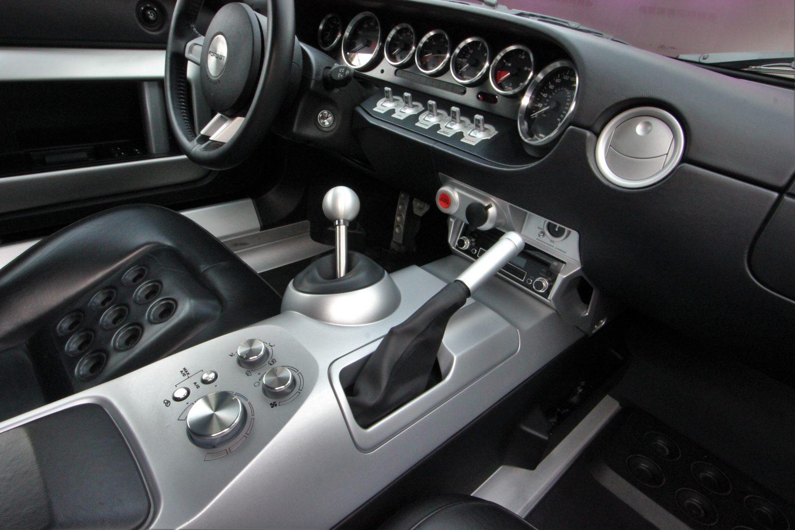 AIL Ford GT 5.4L V8 Supercharger 6