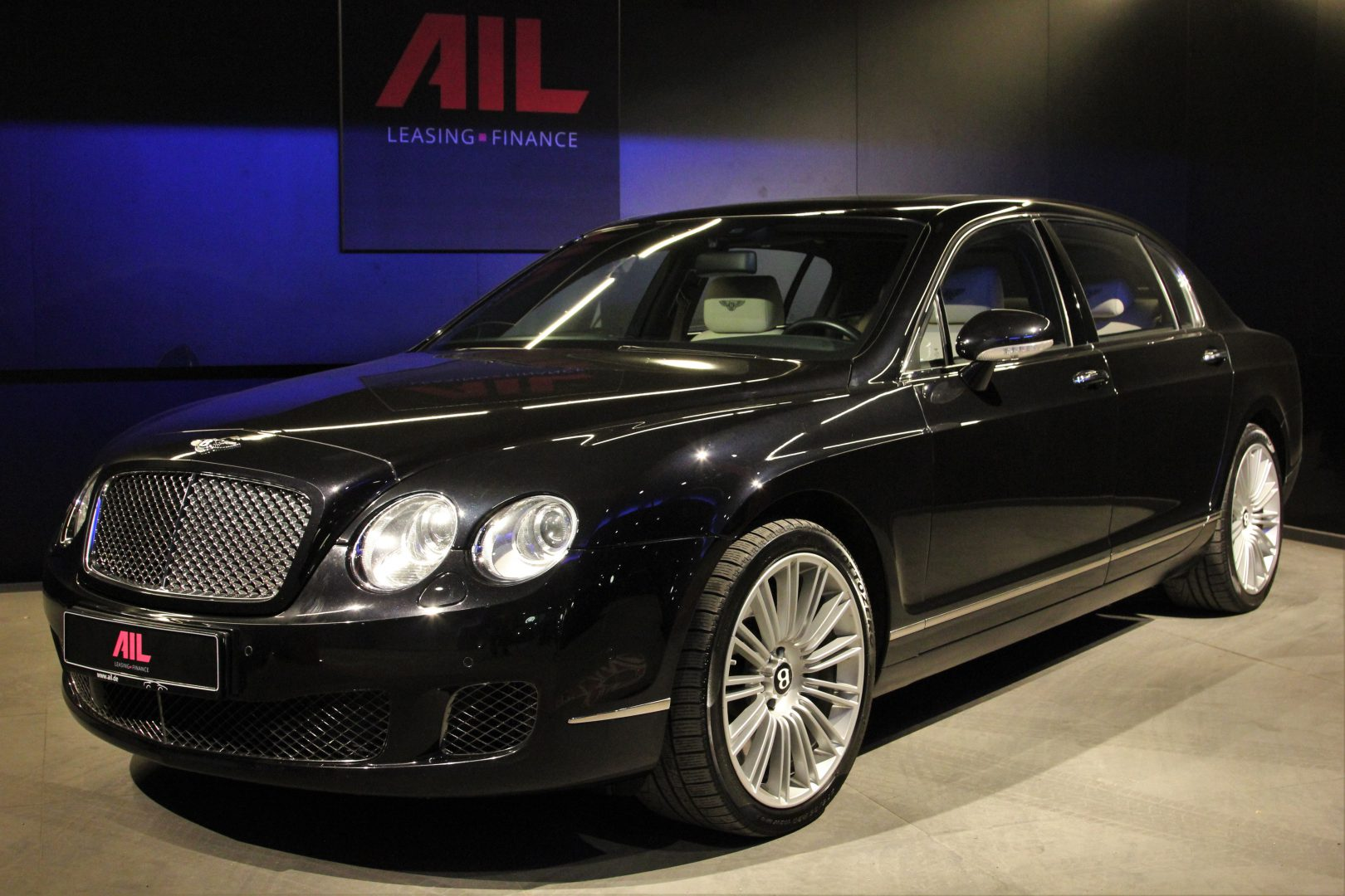 AIL Bentley Continental Flying Spur Speed Mulliner RSE 13