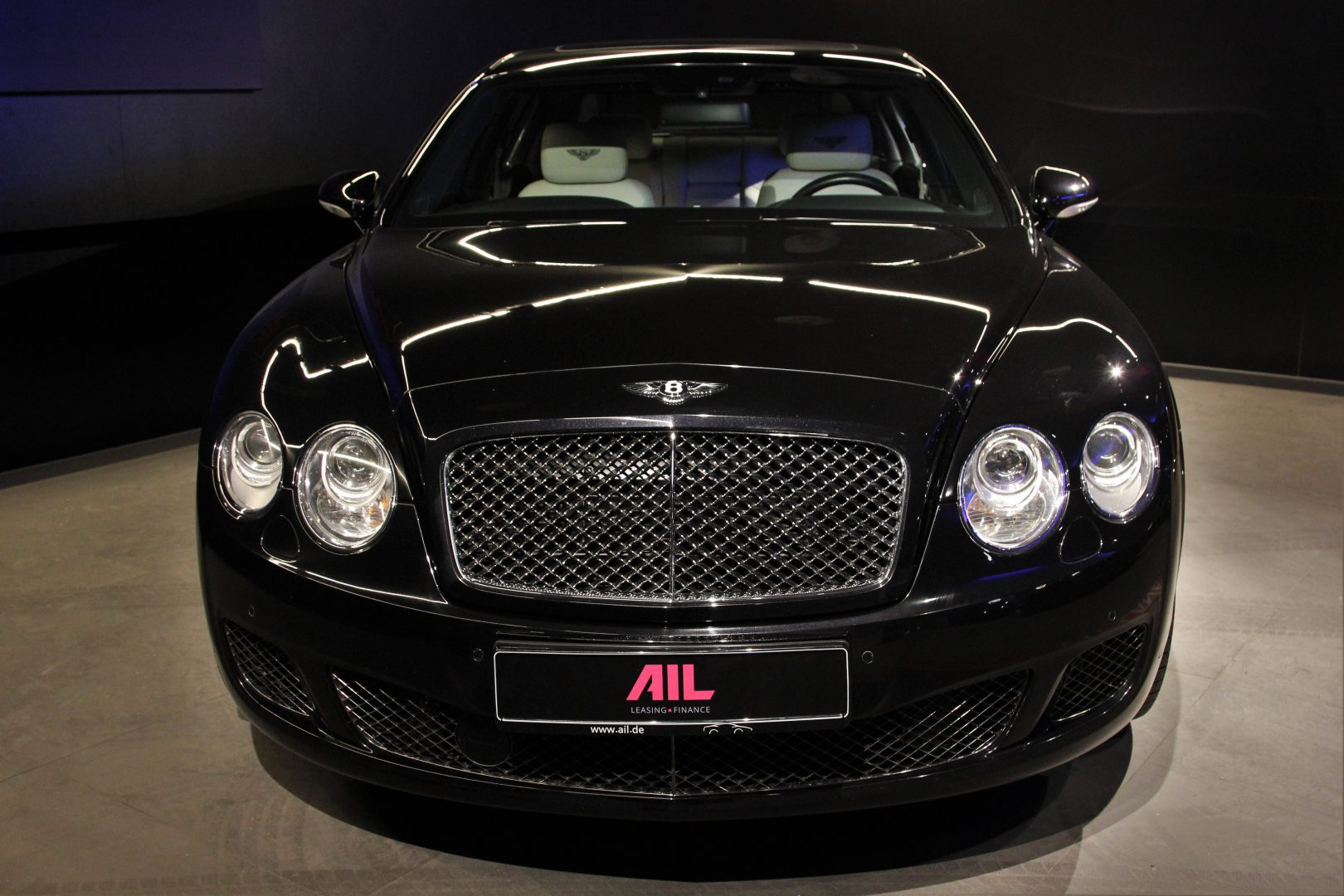 AIL Bentley Continental Flying Spur Speed Mulliner RSE 10