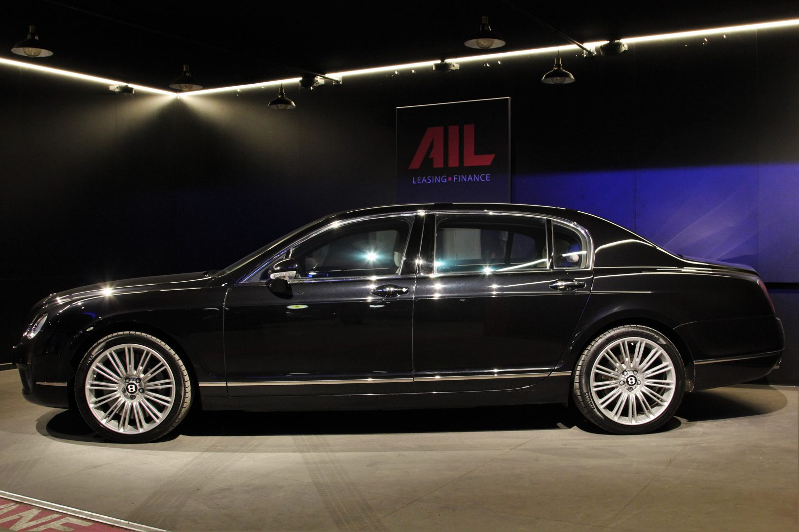 AIL Bentley Continental Flying Spur Speed Mulliner RSE 4