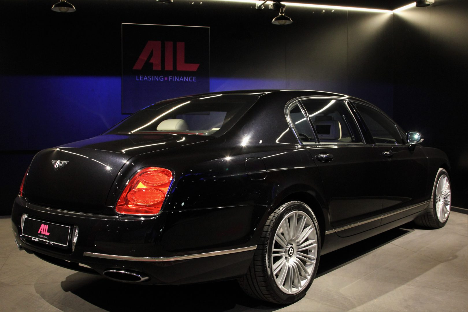 AIL Bentley Continental Flying Spur Speed Mulliner RSE 1