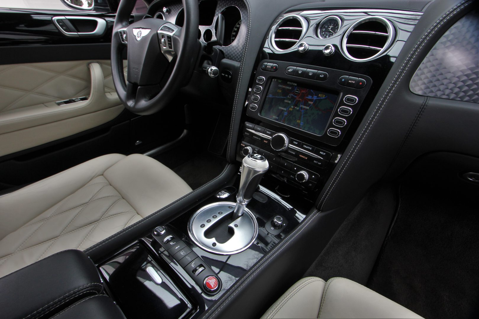 AIL Bentley Continental Flying Spur Speed Mulliner RSE 8