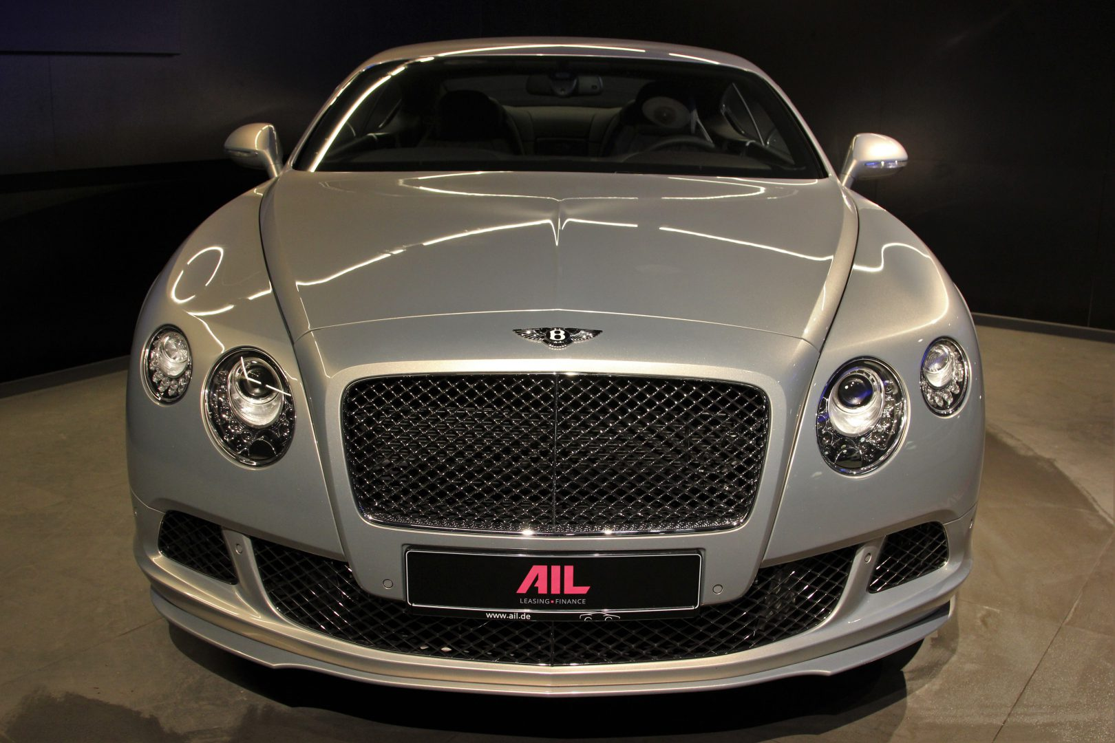 AIL Bentley Continental GT Speed 15