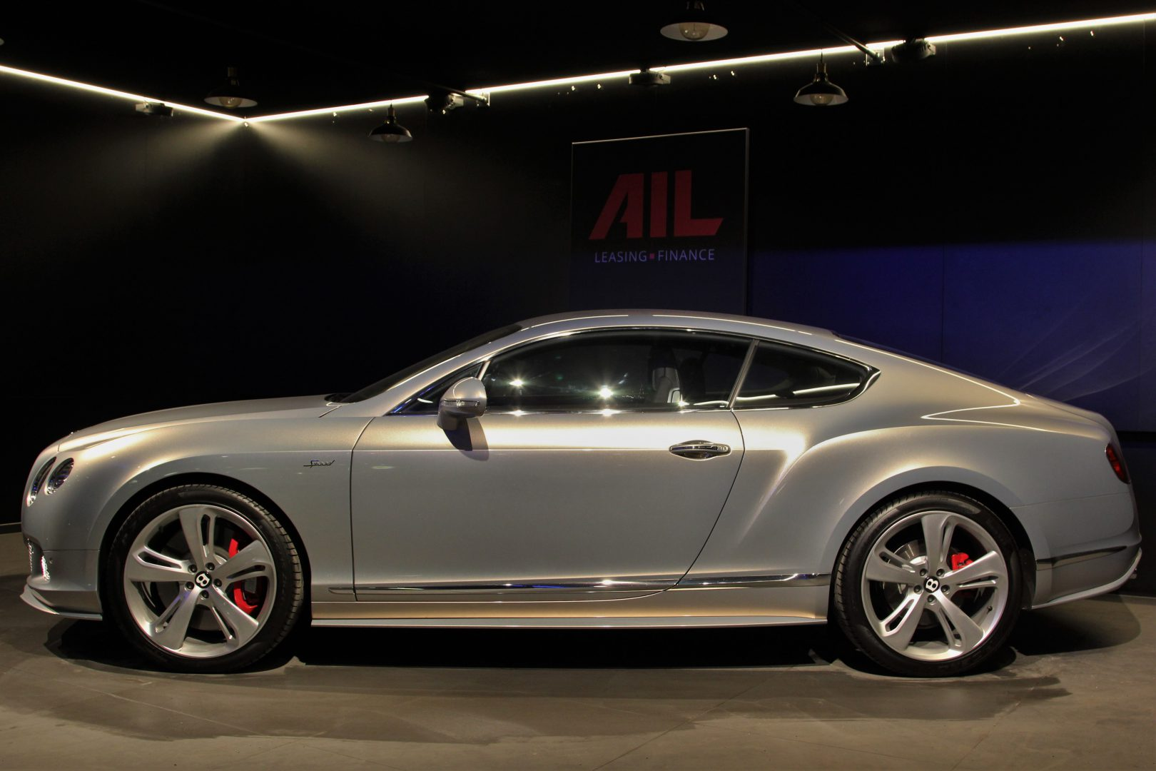 AIL Bentley Continental GT Speed 1