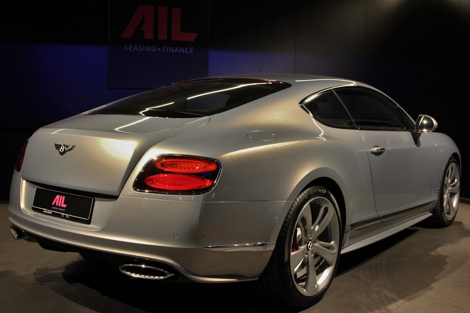 AIL Bentley Continental GT Speed 5
