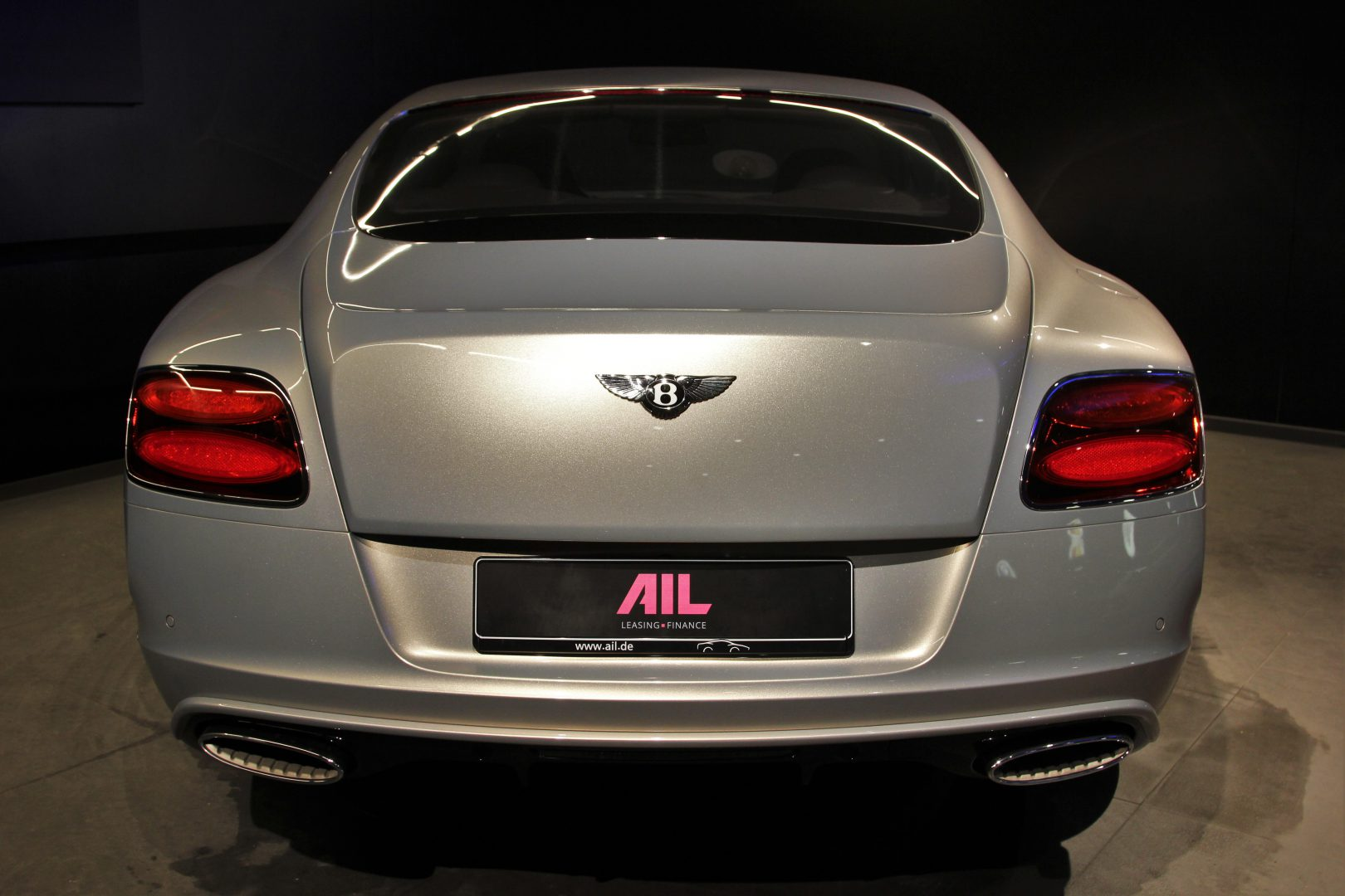 AIL Bentley Continental GT Speed 8