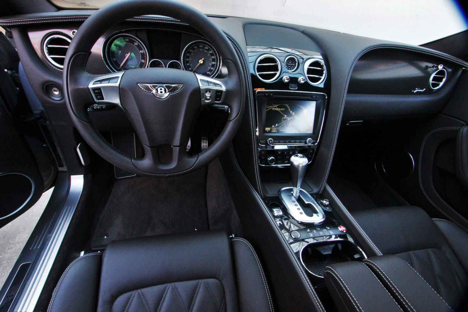 AIL Bentley Continental GT Speed 2