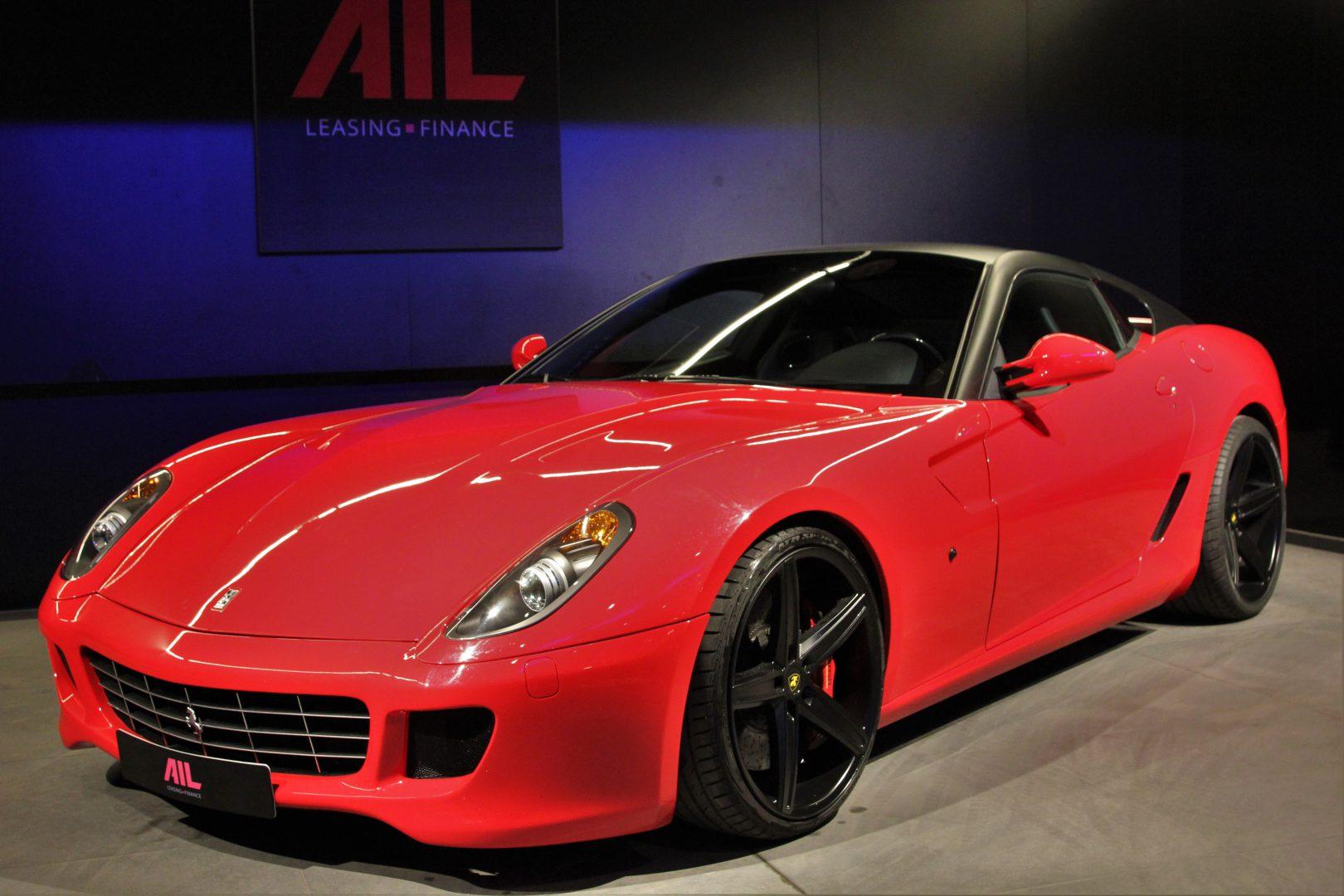 AIL Ferrari 599 GTB F1 Carbon Paket  9