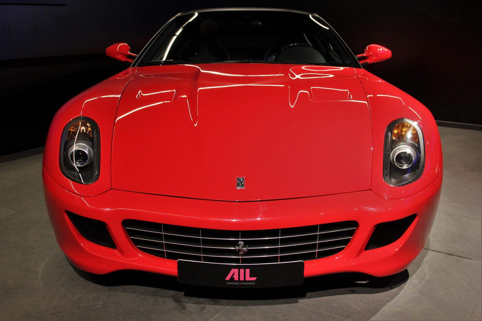AIL Ferrari 599 GTB F1 Carbon Paket  7
