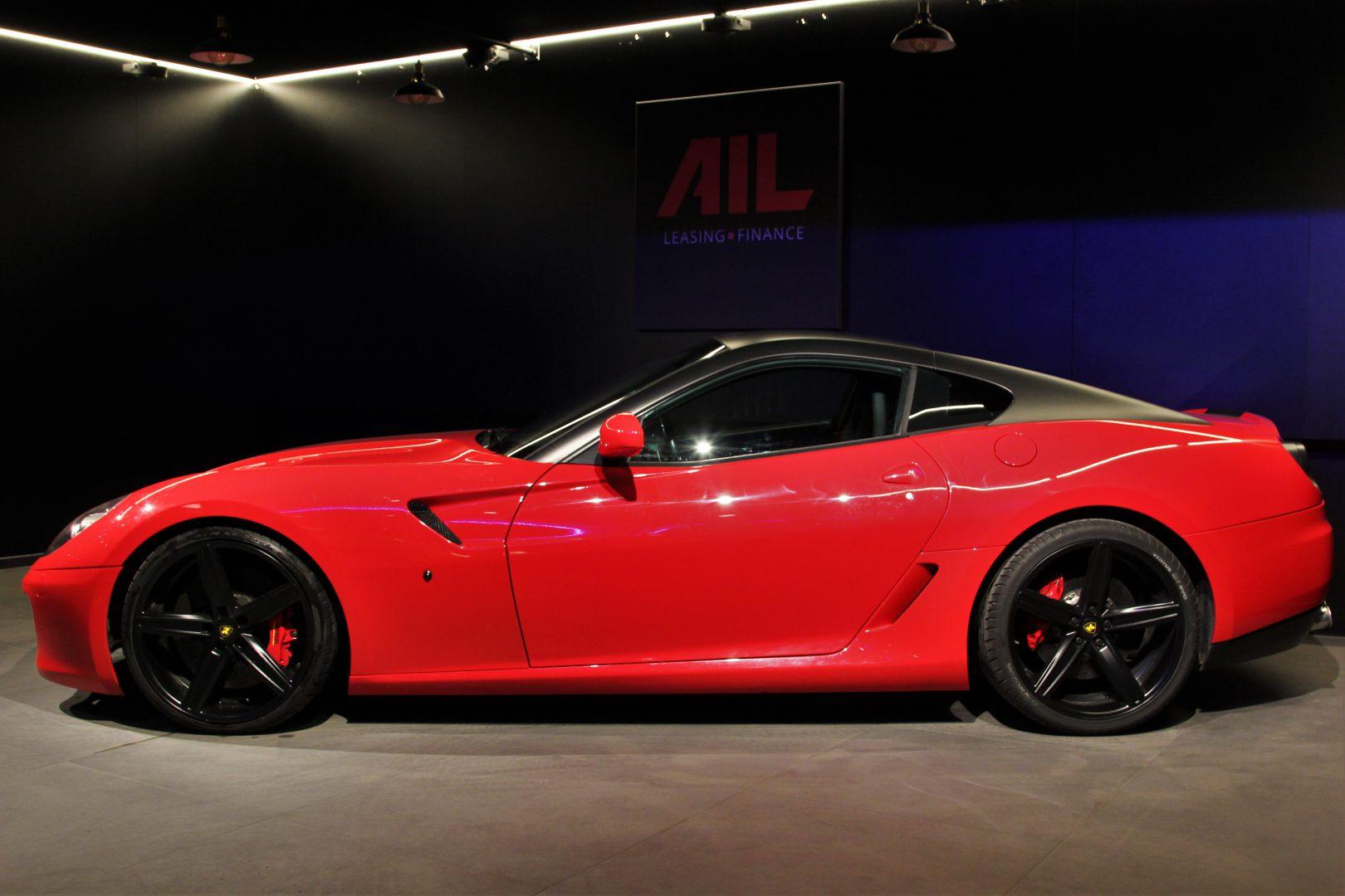 AIL Ferrari 599 GTB F1 Carbon Paket  3