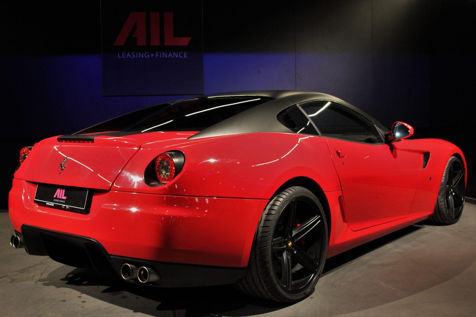 AIL Ferrari 599 GTB F1 Carbon Paket  1