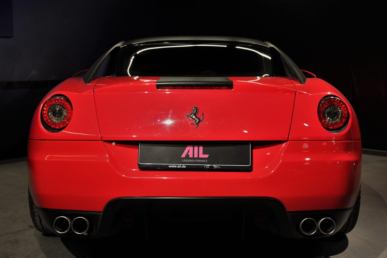 AIL Ferrari 599 GTB F1 Carbon Paket  5