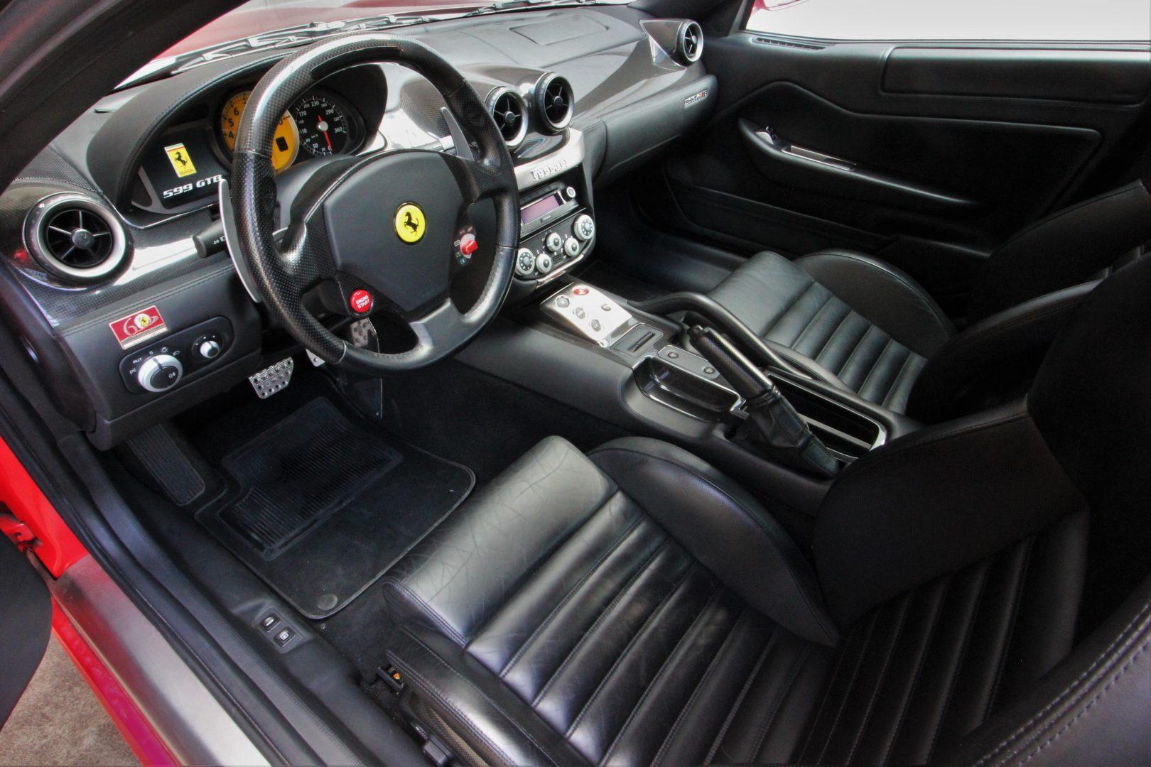 AIL Ferrari 599 GTB F1 Carbon Paket  2