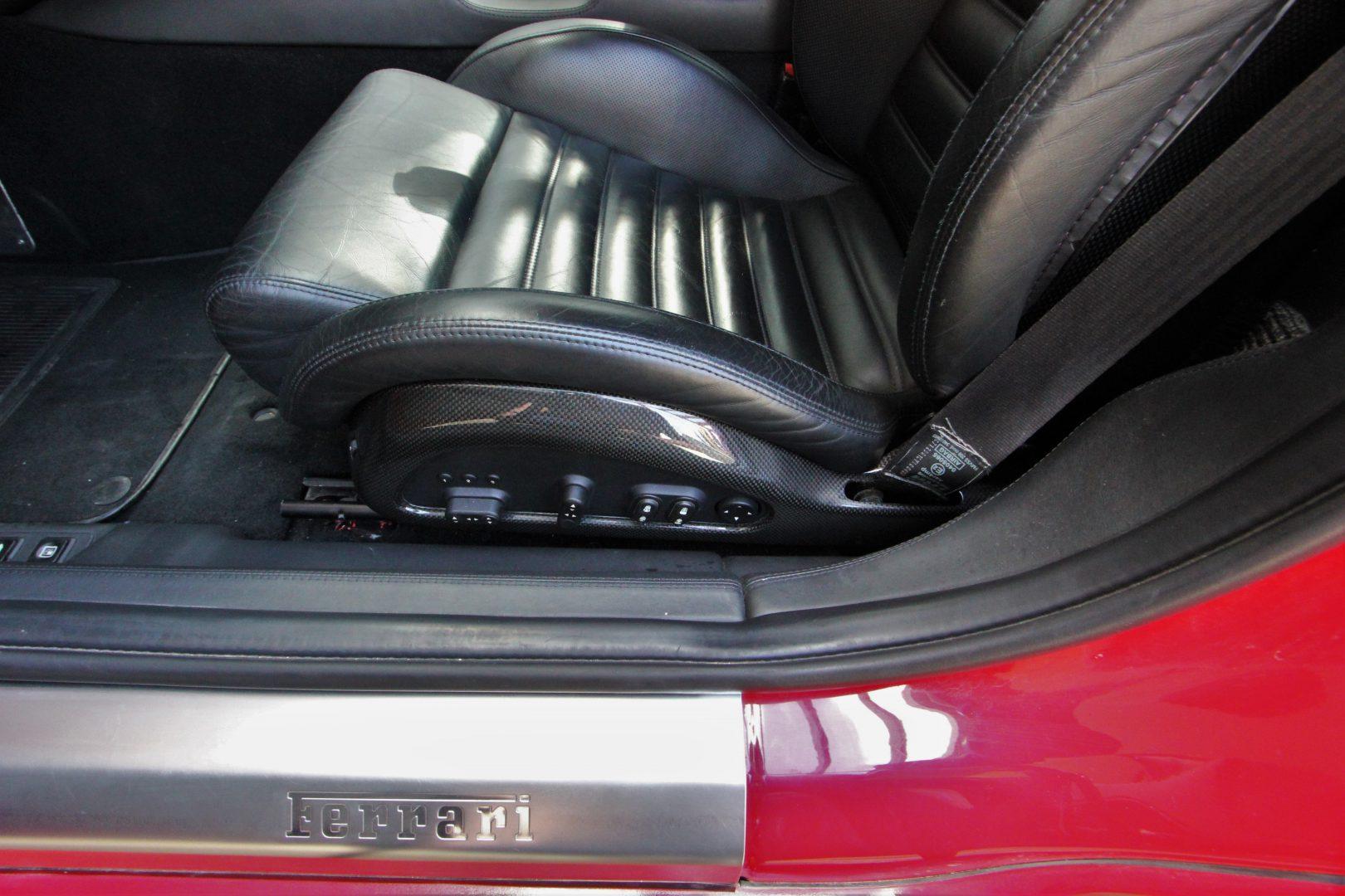 AIL Ferrari 599 GTB F1 Carbon Paket  12