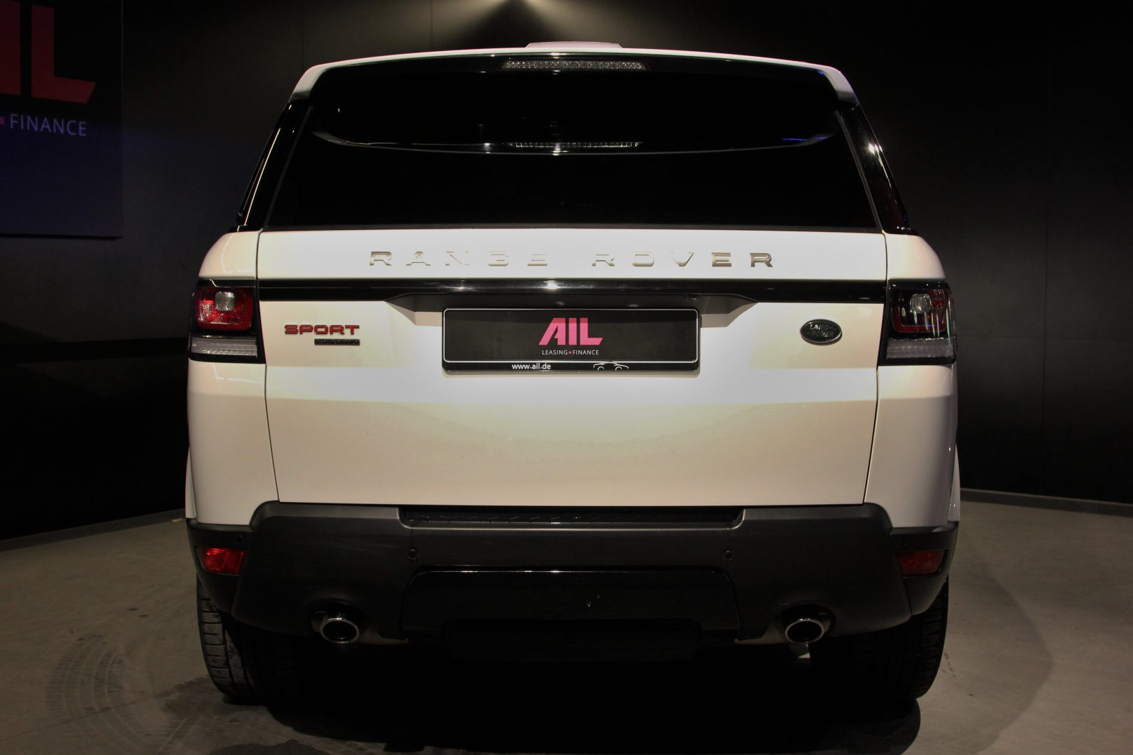 AIL Land Rover Range Rover Sport HSE Dynamic 8