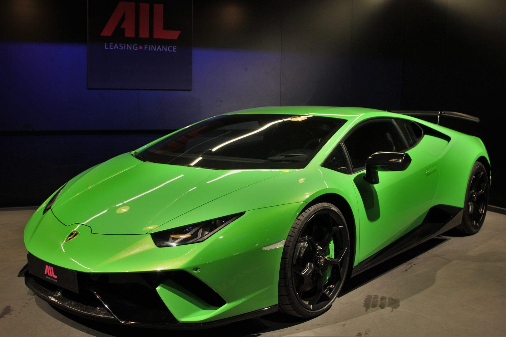 AIL Lamborghini Huracan Performante LP 640-4 Style Paket  12