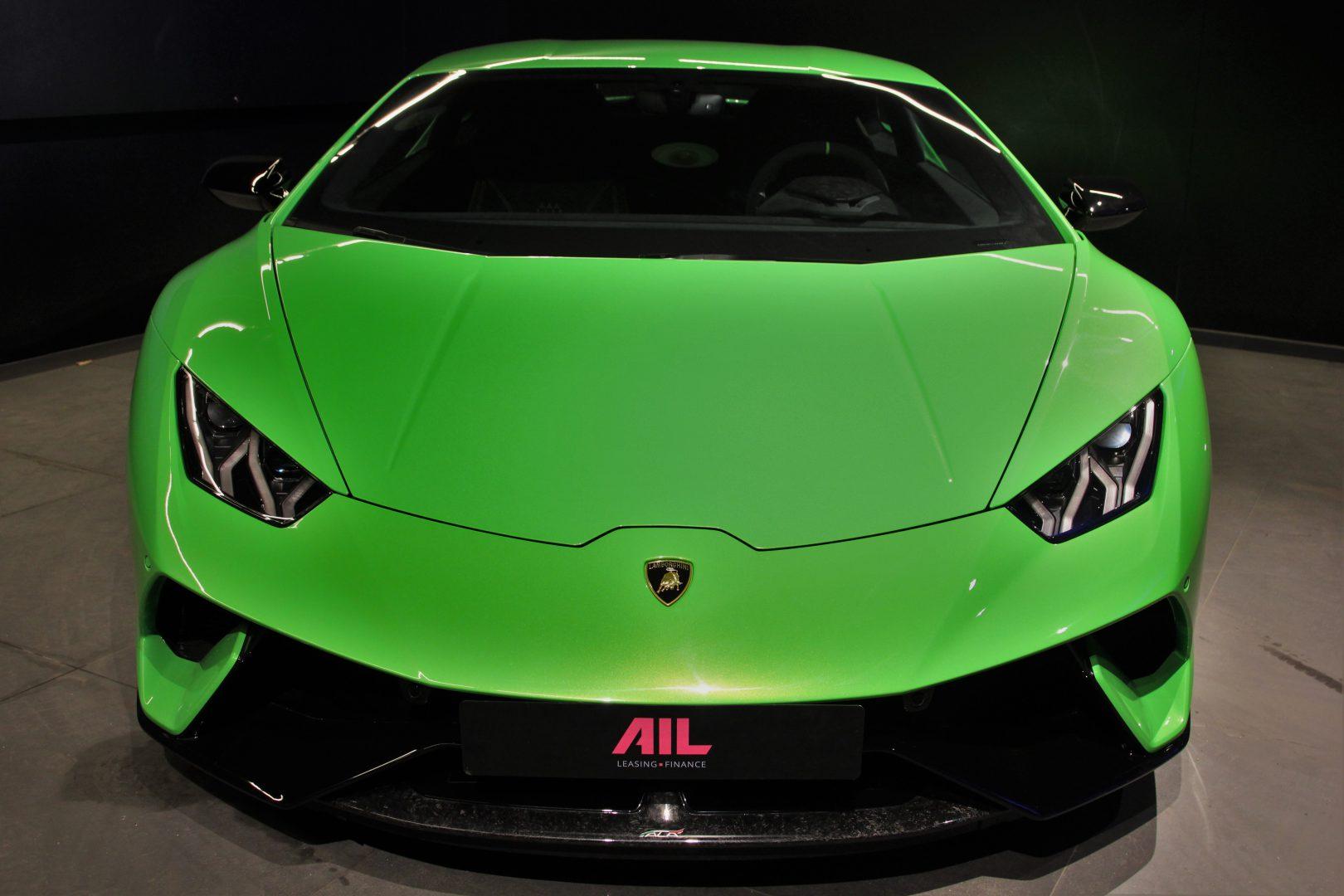 AIL Lamborghini Huracan Performante LP 640-4 Style Paket  3
